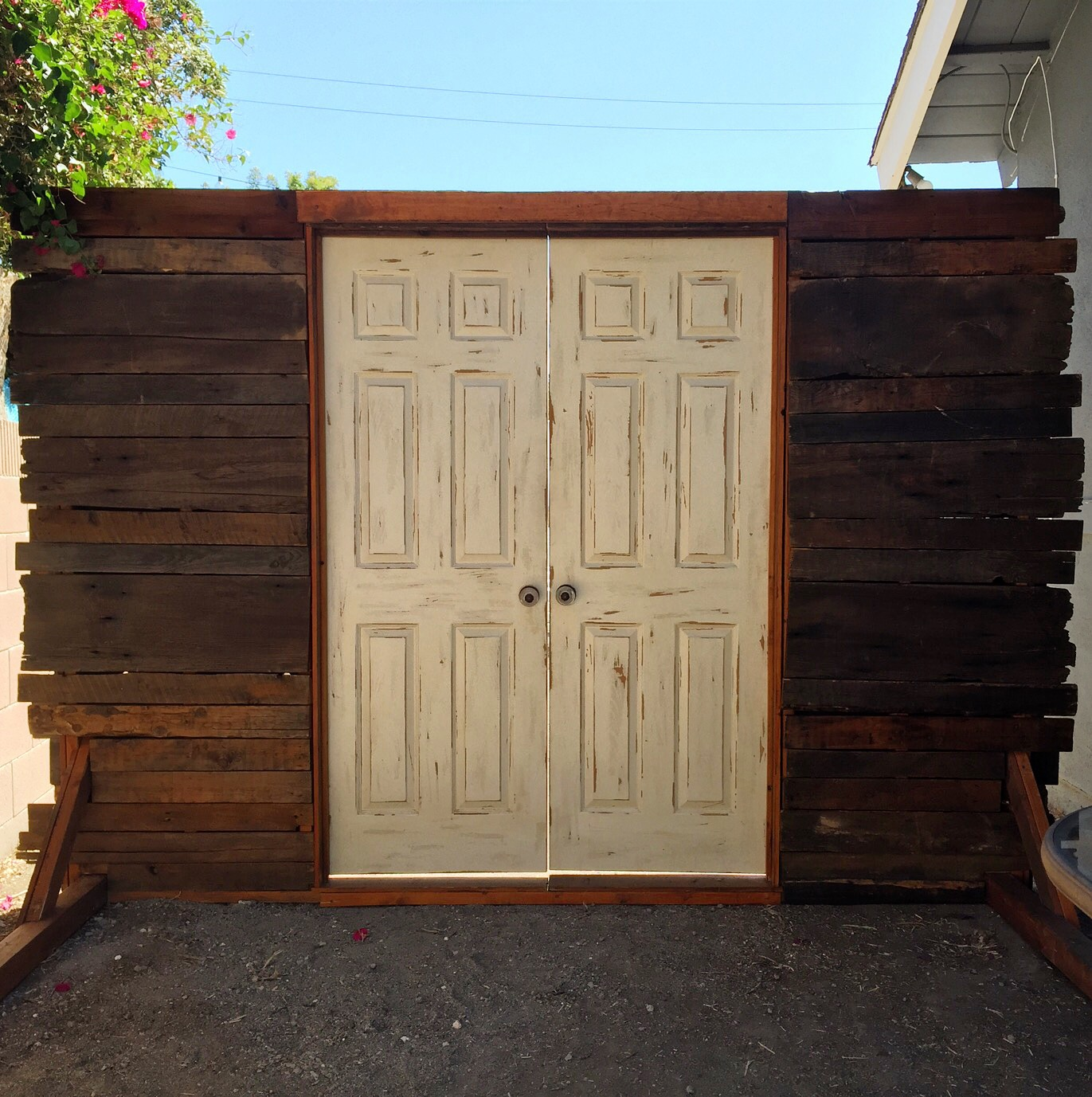 Ceremony Opening Doors - 10ft x 8ft - (1)