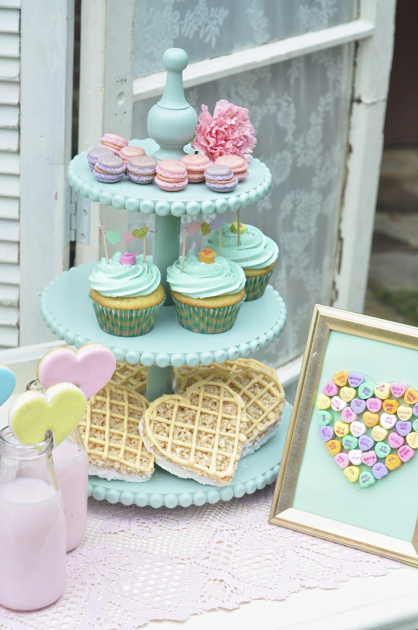 Southern California Small Details Vintage Rentals | Party Pieces by Perry