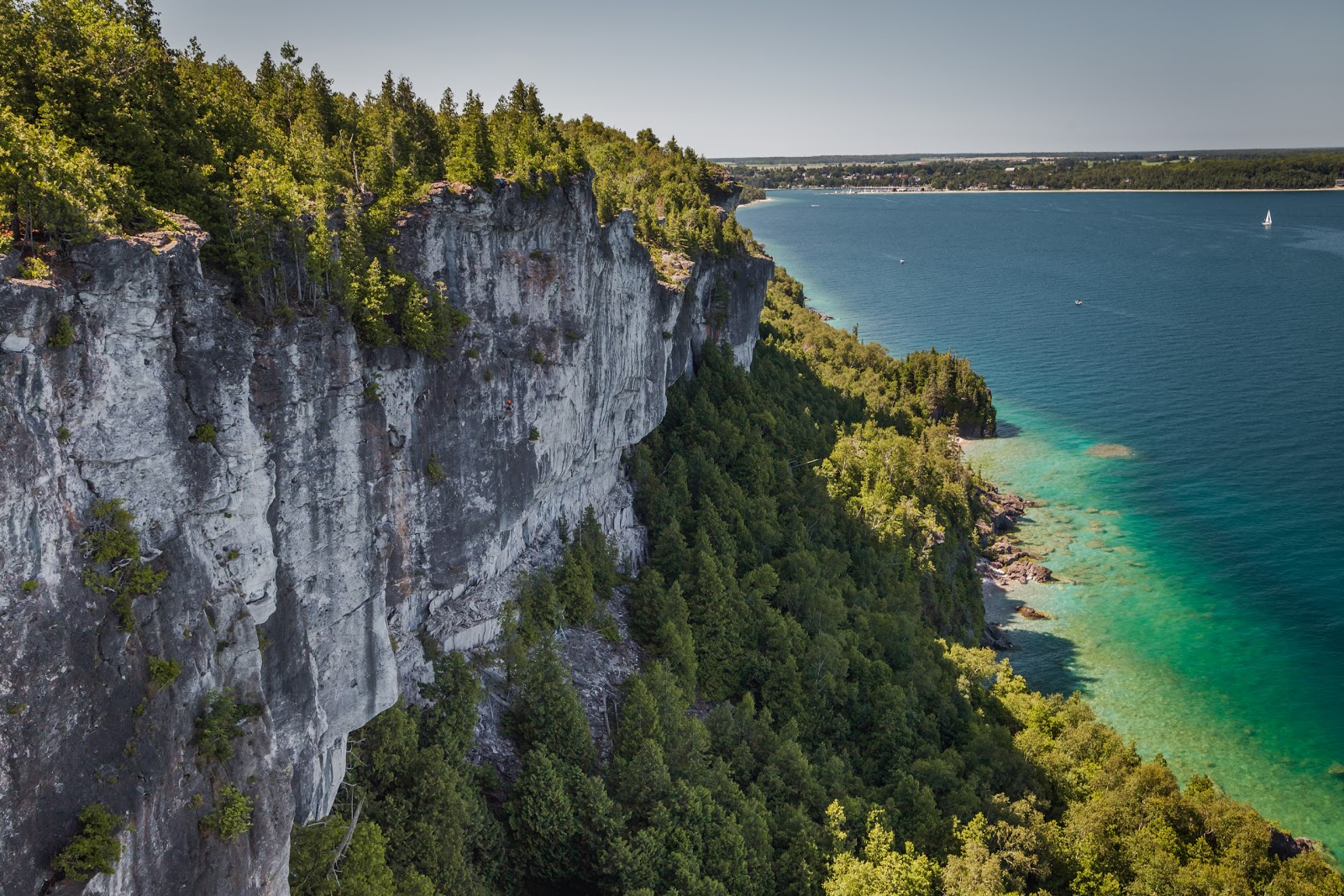 RUN THE BRUCE - AN EPIC JOURNEY FROM LION'S HEAD TO TOBERMORY