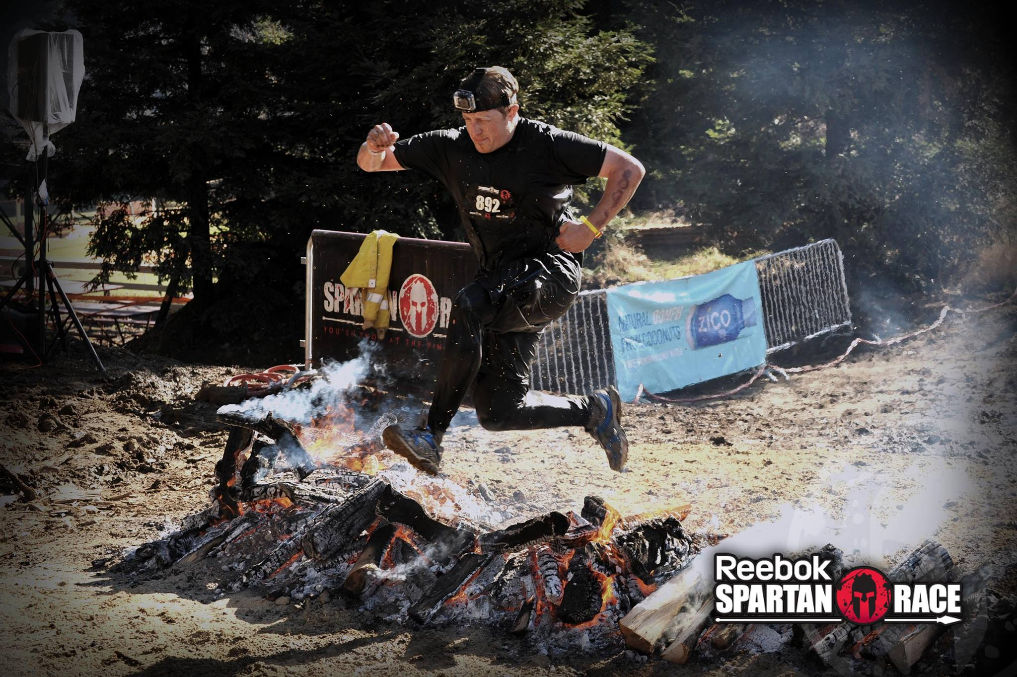 The 2013 Spartan Race in Malibu