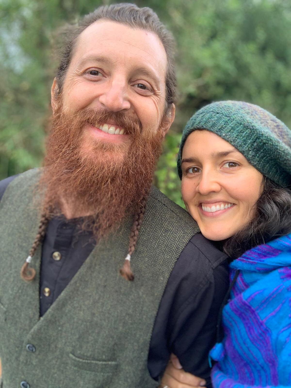 Hi there - - We are BearHeart & Briana.We are here to invite you into a conversation about upgrading your relationship into the most IDEAL spiritual practice possible.