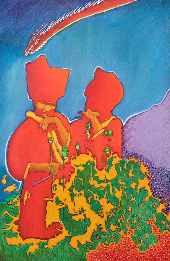 2015 - The Opium Sirens