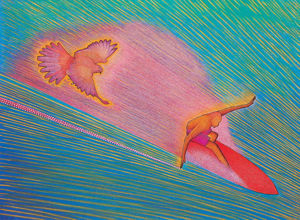 2005 - Shaman's Flight