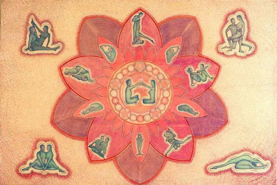 2005 - Tantric Mandala