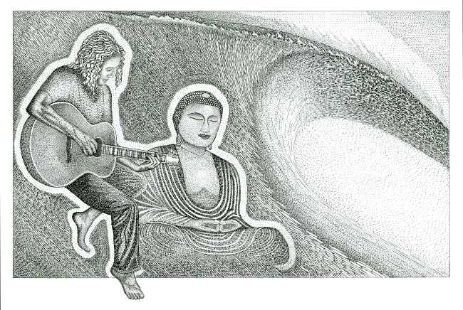 2004 - Beau Wave Buddha