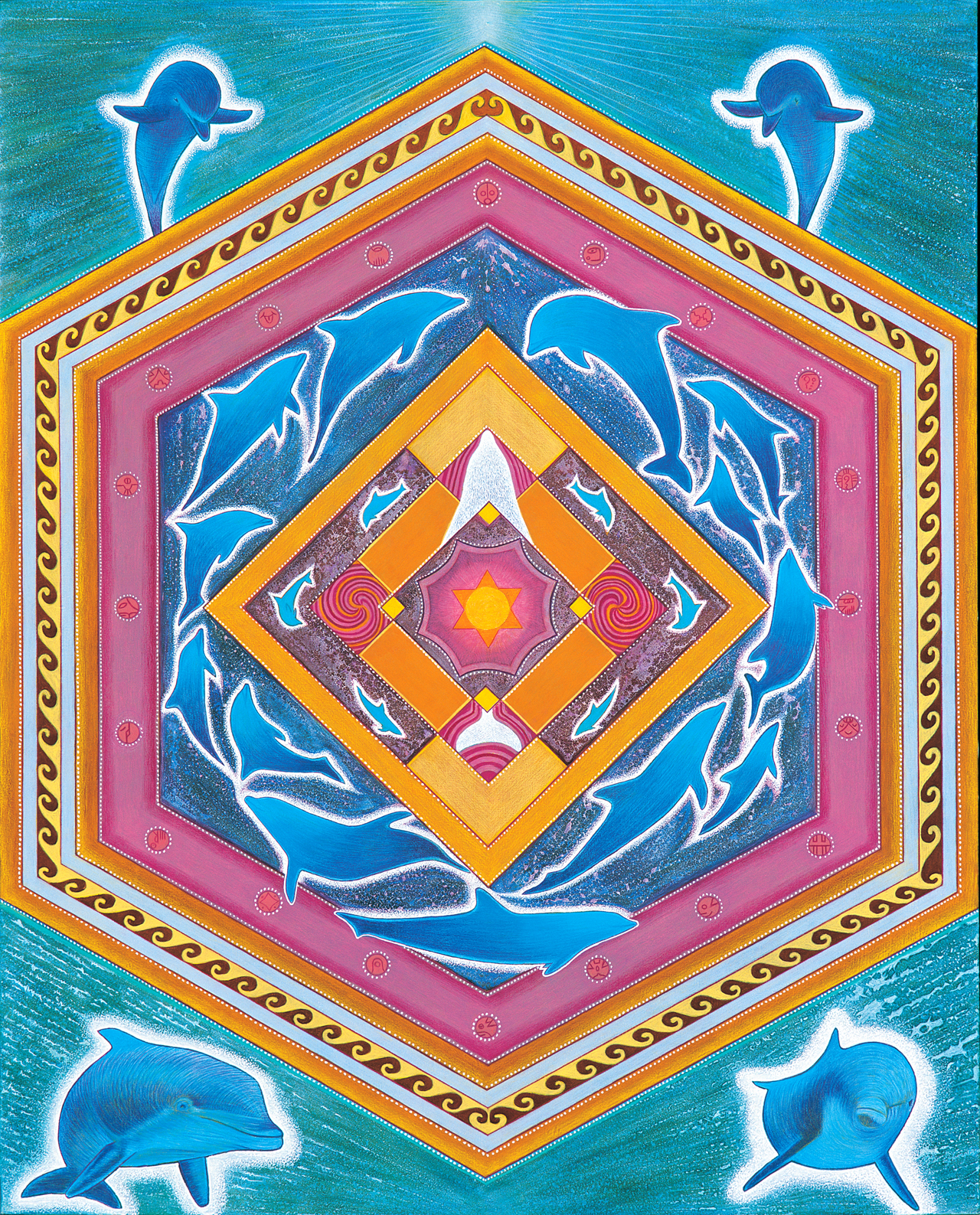 2002 - Dolphin Mandala