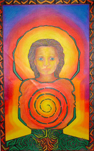 1997 - Rainbow Spiral