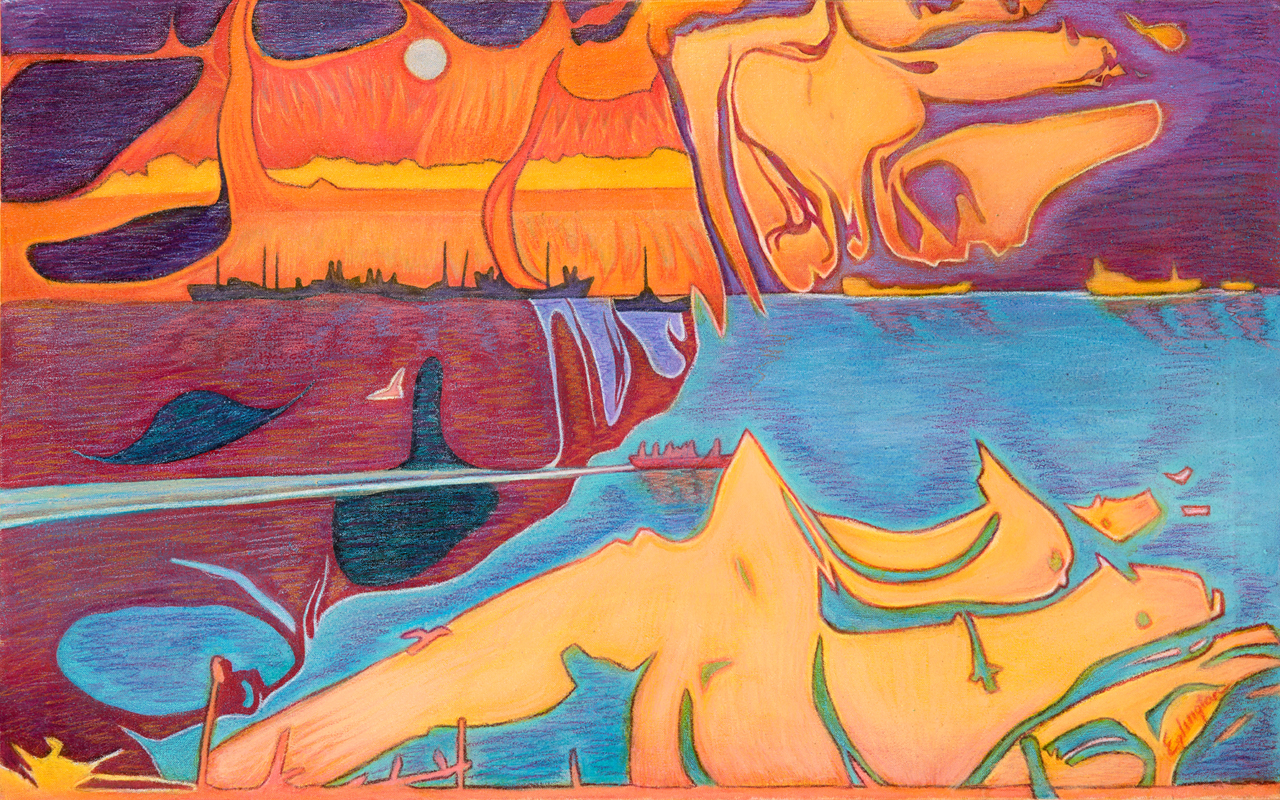 1982 - Varanasi Dreaming