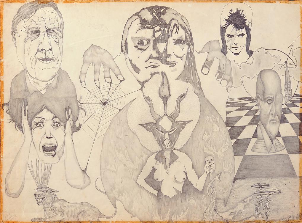 1971 - Freud's Nightmare