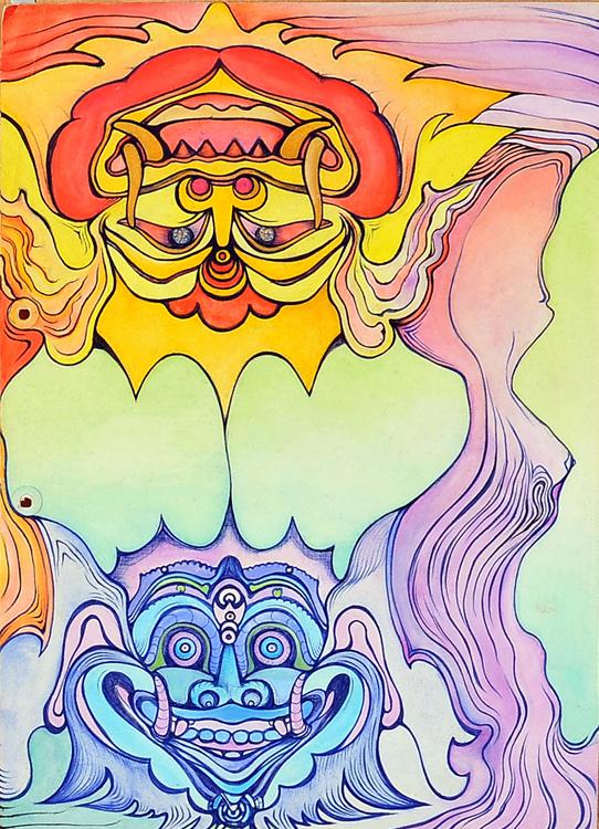 1977 - Bali