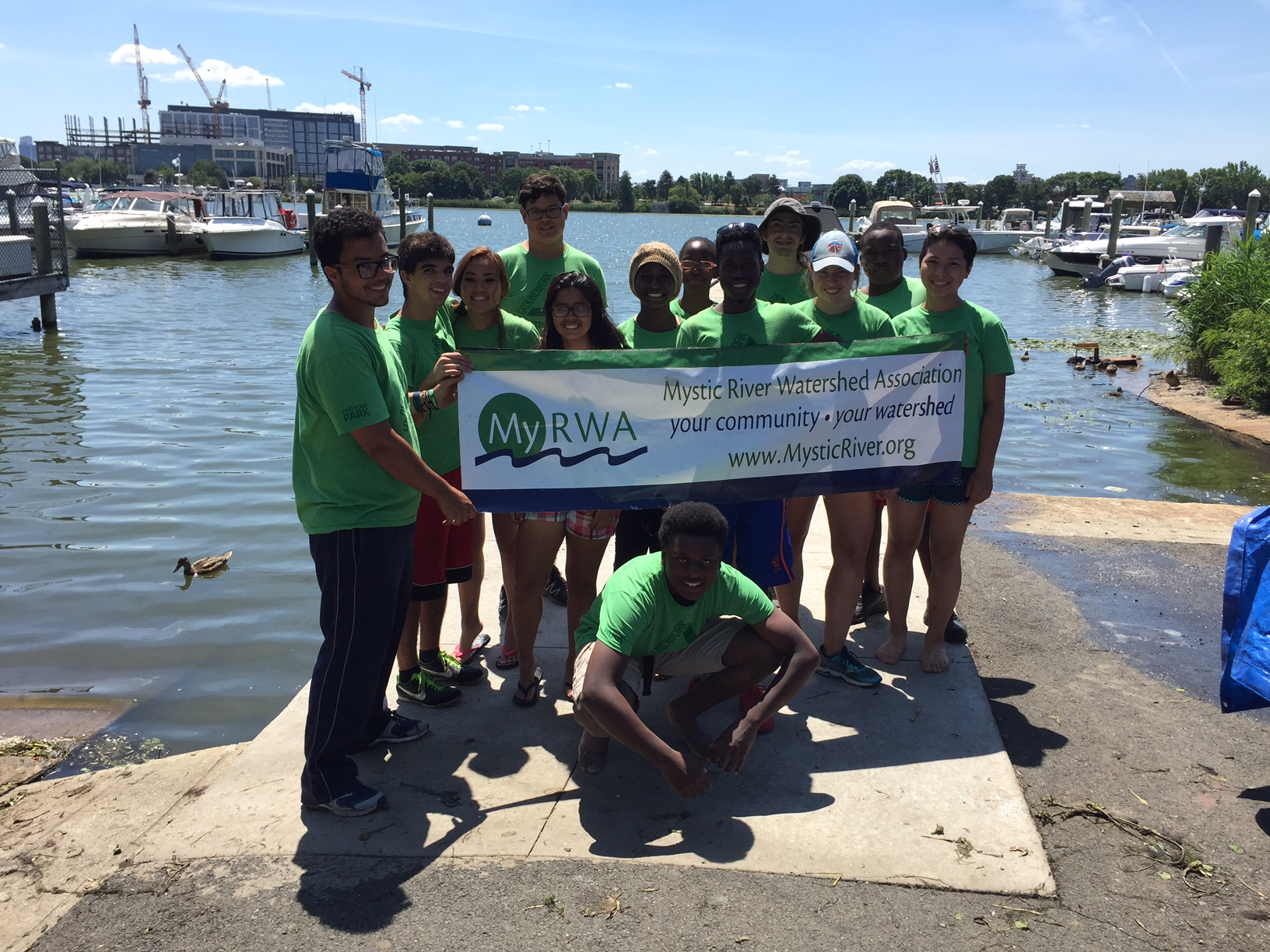 Share your passion for the environment with youth!