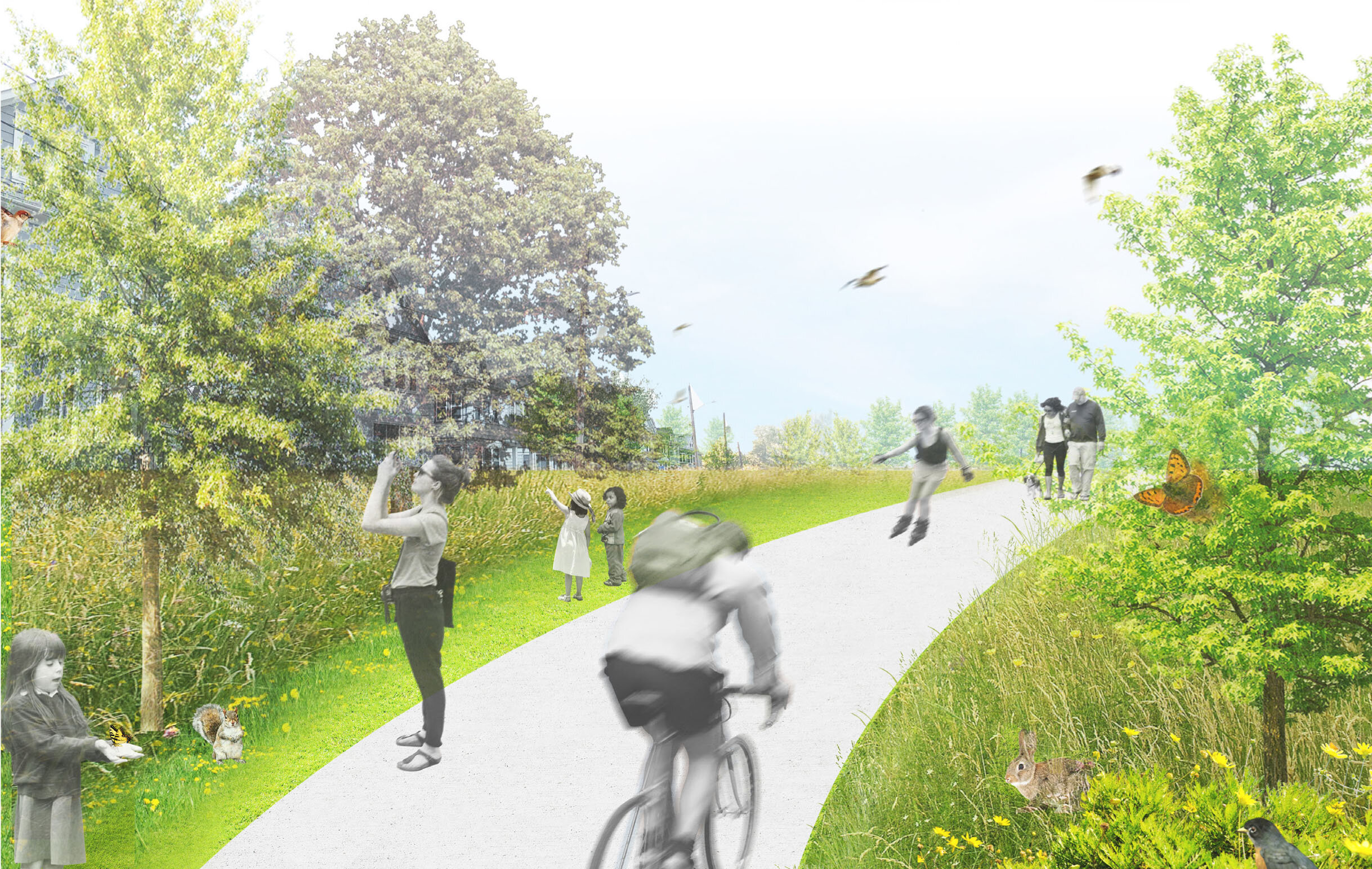 Blessing of the Bay Path (rendering)