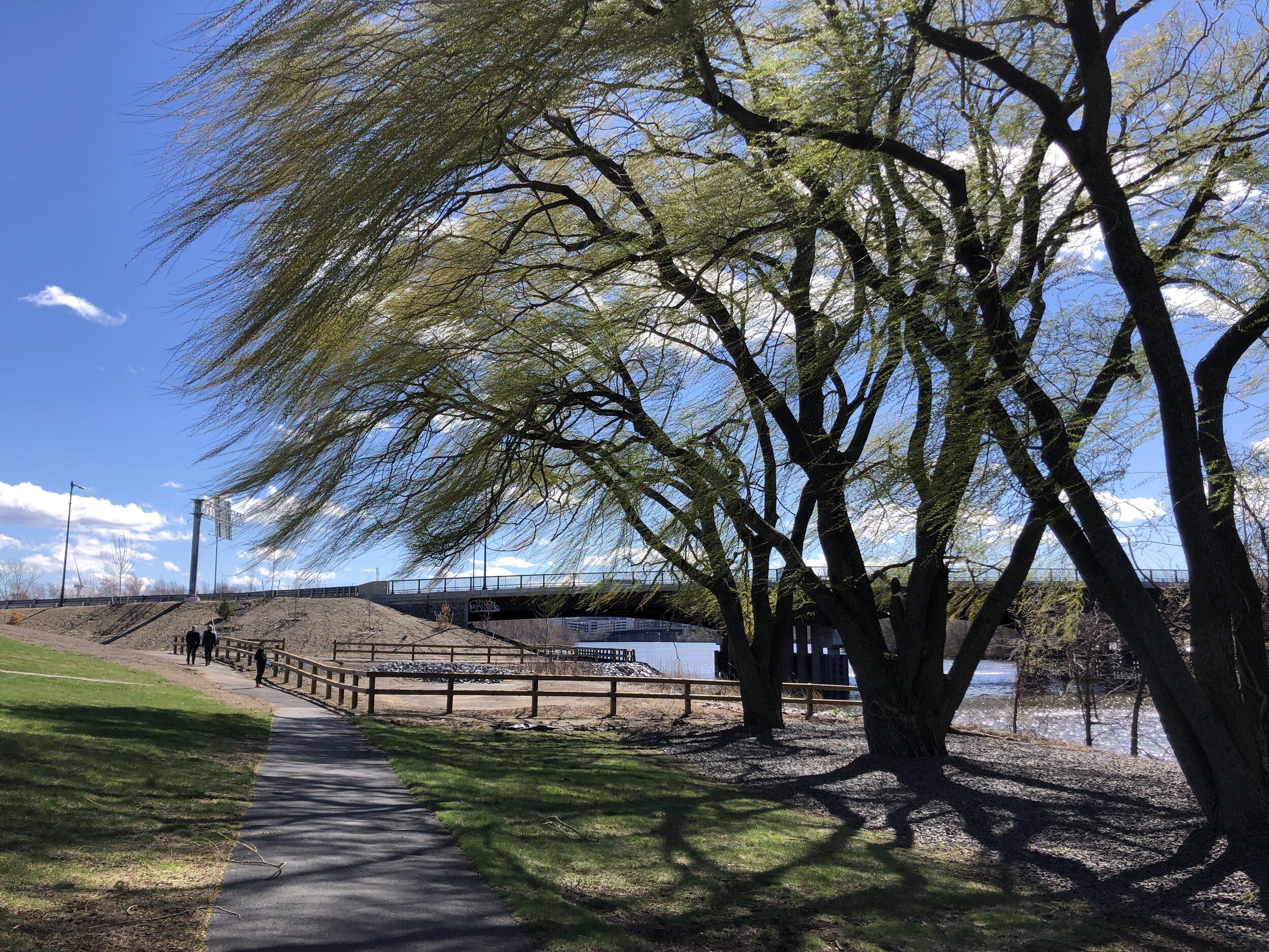 Malden River Underspass