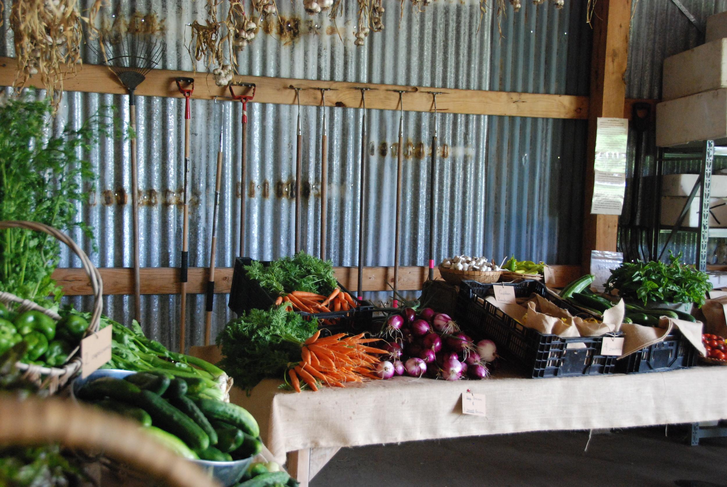 Market Style Farm Pick Up