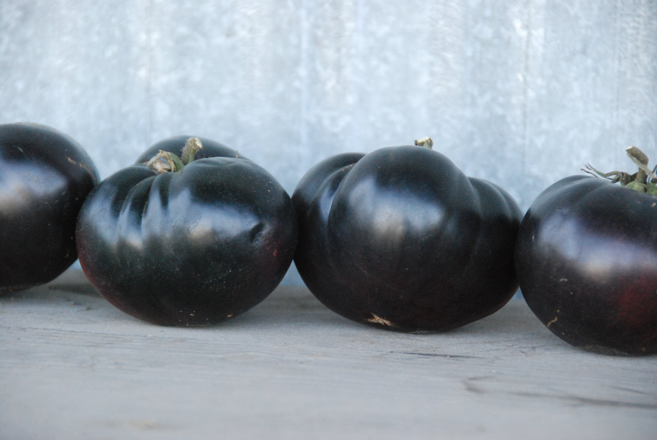 Black Beauty Tomatoes