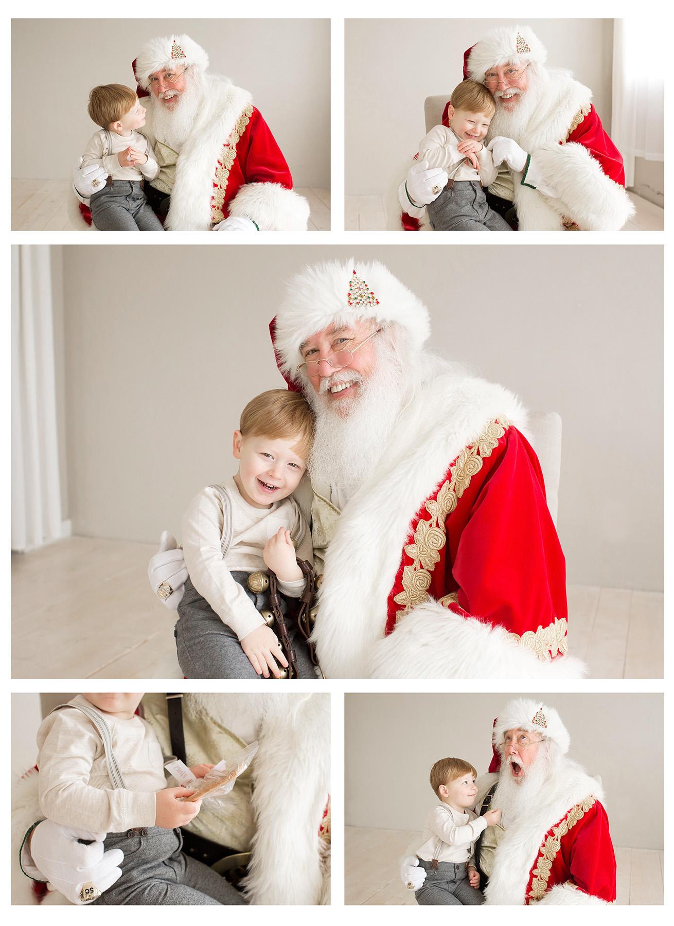 Photos with Santa in Louisville KY | Julie Brock Photography | Best Santa events in Louisville | Louisville Family Photography | Newborn Photographer in Louisville KY.jpg