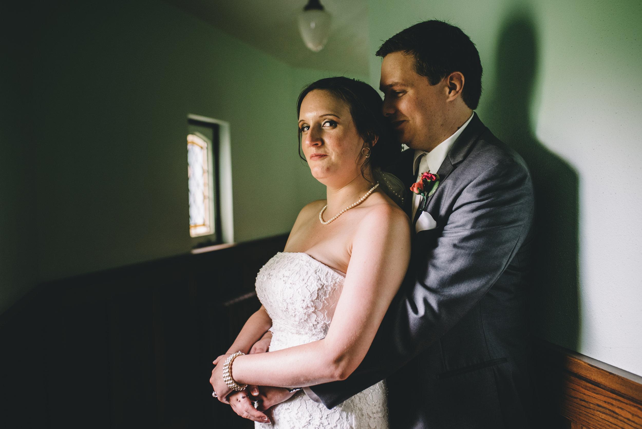 Wedding at The Mount Community Centre Peterborough, Ontario