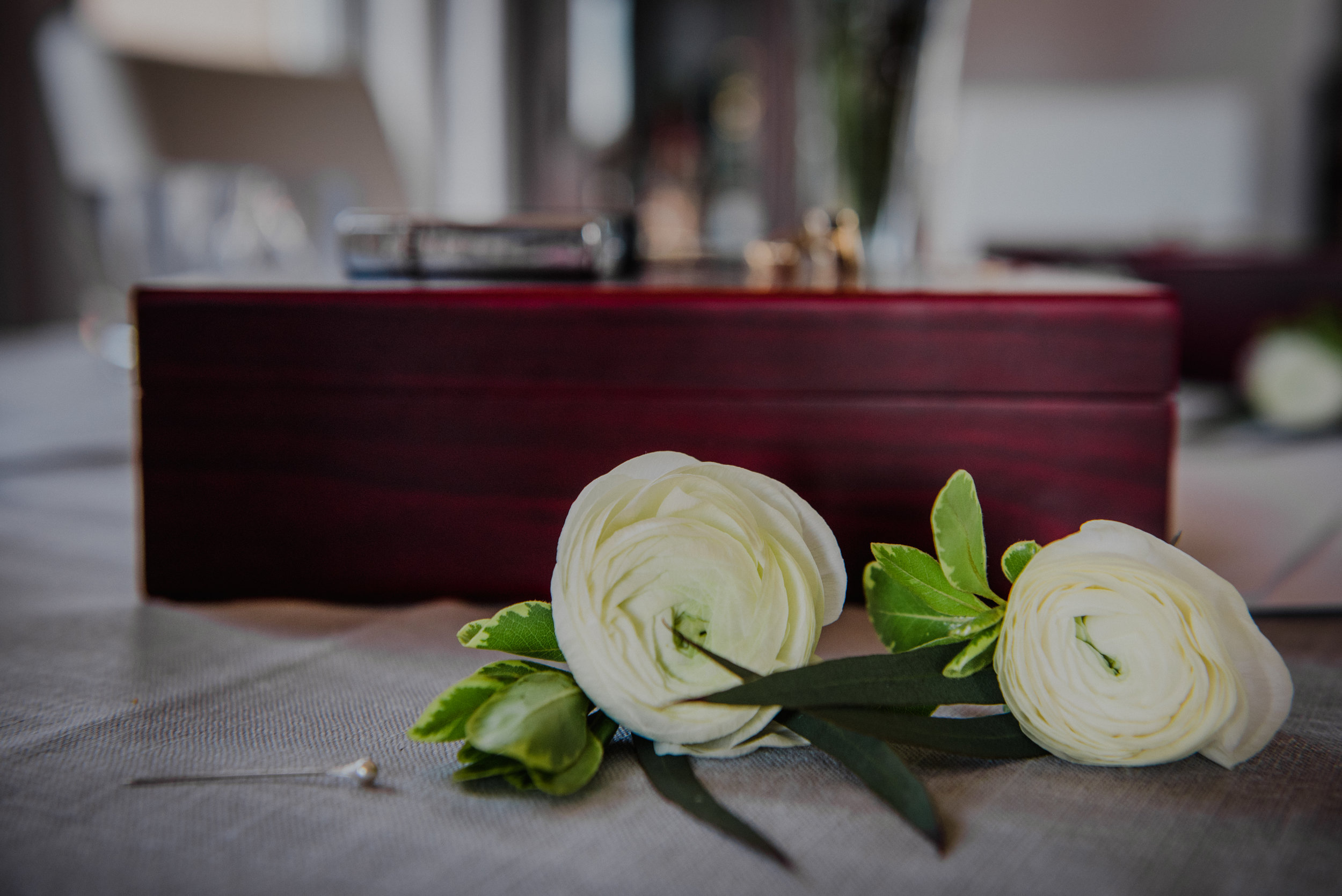 Le Belvedere, Wakefield Wedding -  Groom Details
