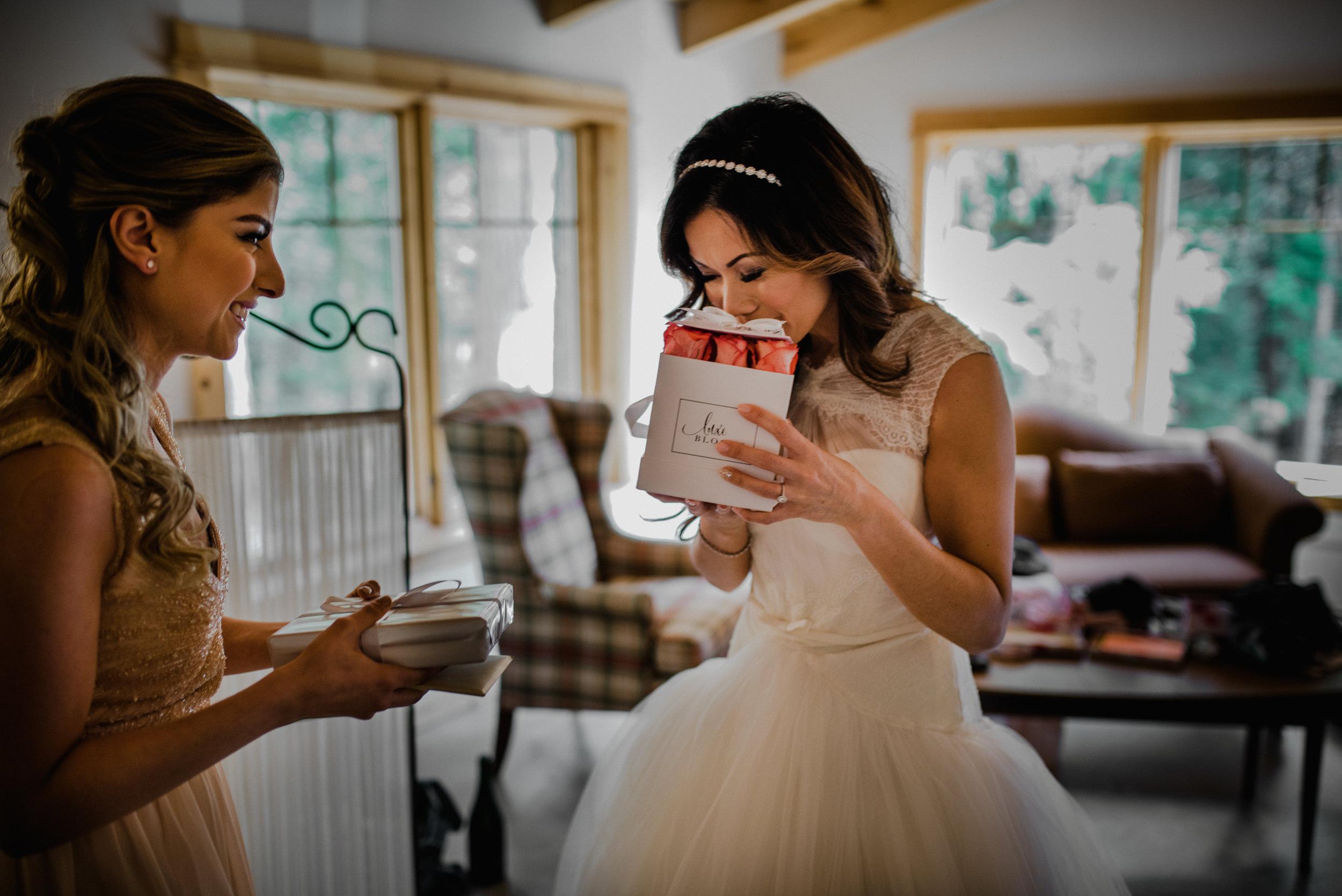 Le Belvedere, Wakefield Wedding - Bridesmaids 5
