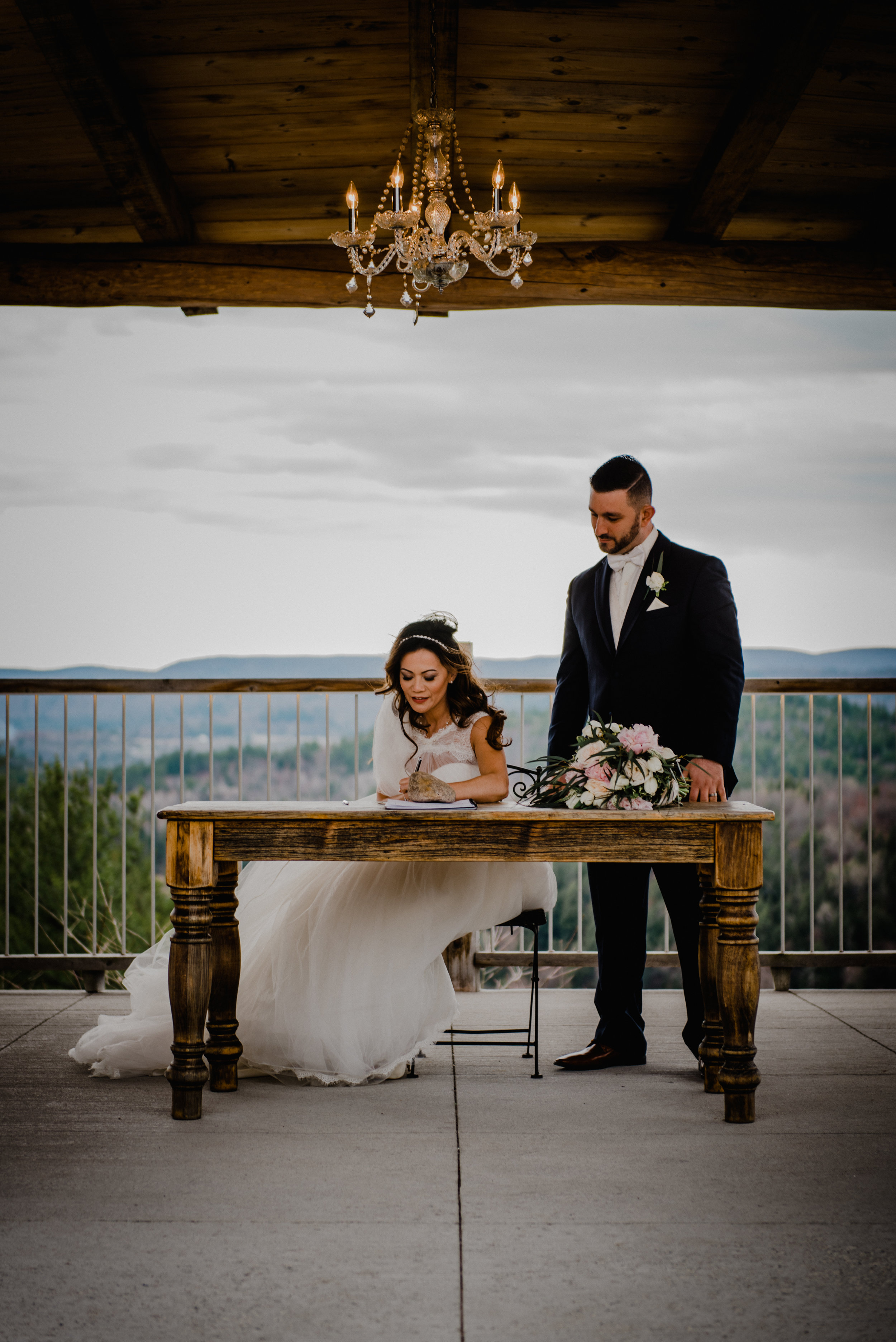 e Belvedere, Wakefield Wedding - Ceremony 6
