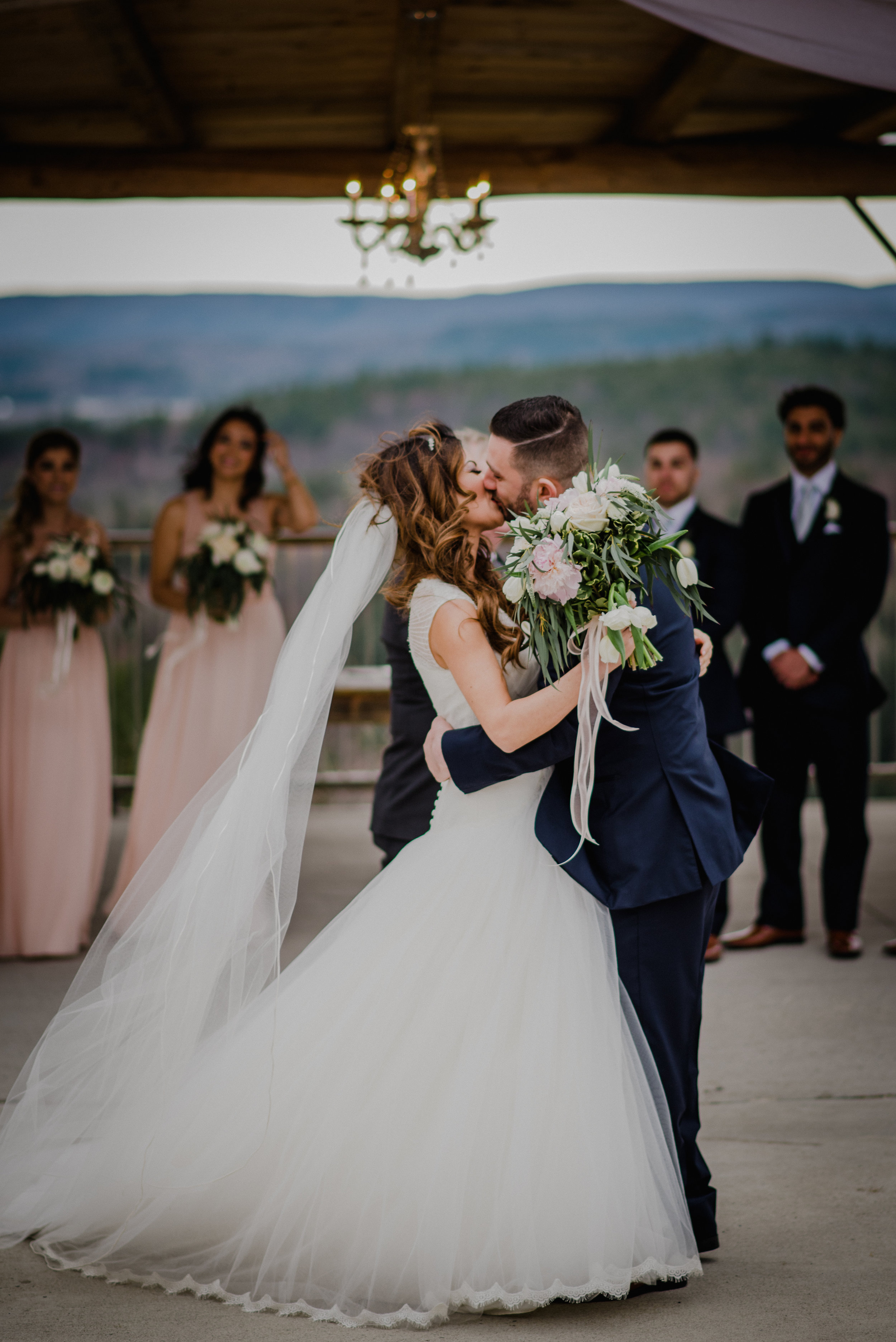 e Belvedere, Wakefield Wedding - Ceremony 7