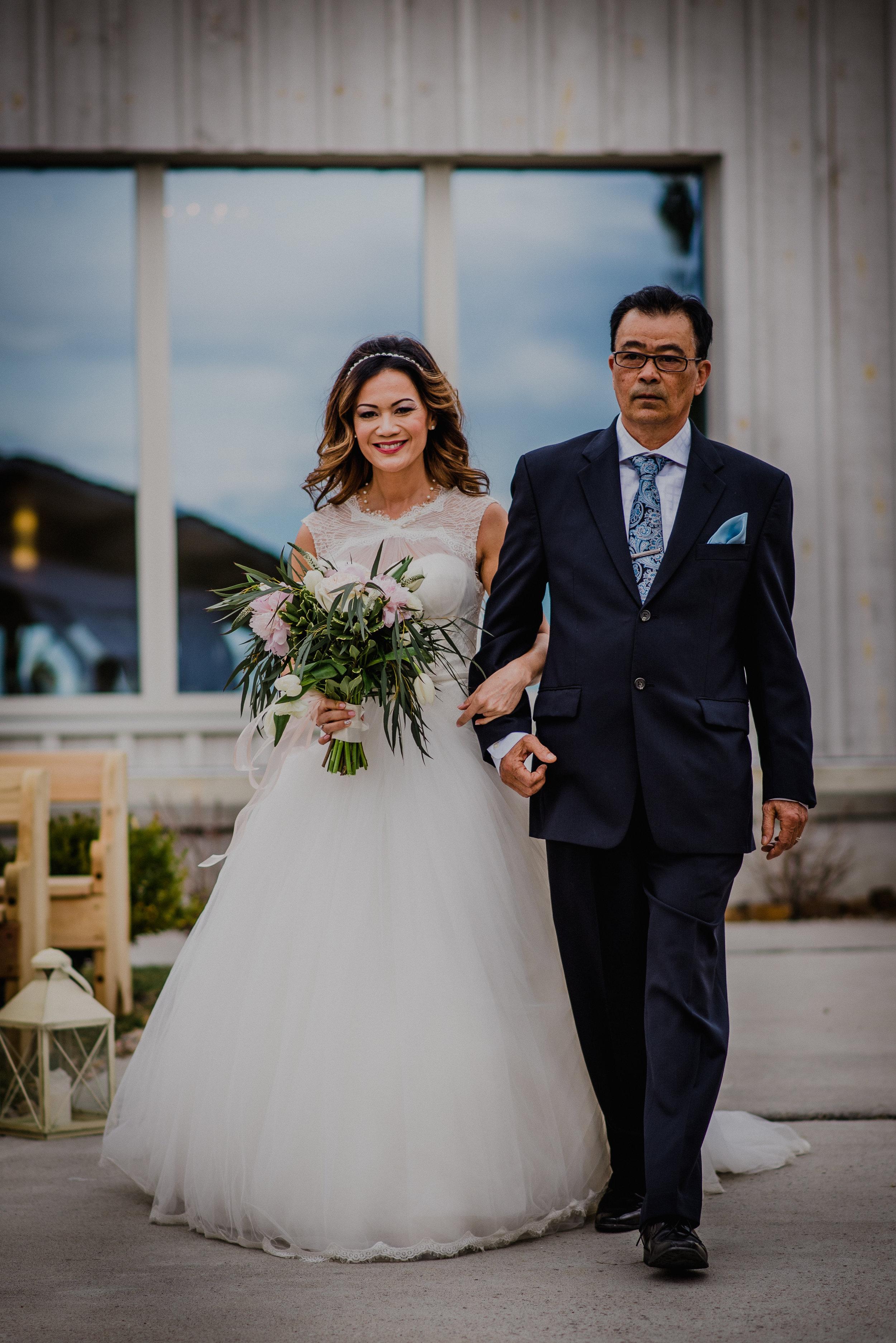 Le Belvedere, Wakefield Wedding - Ceremony 33