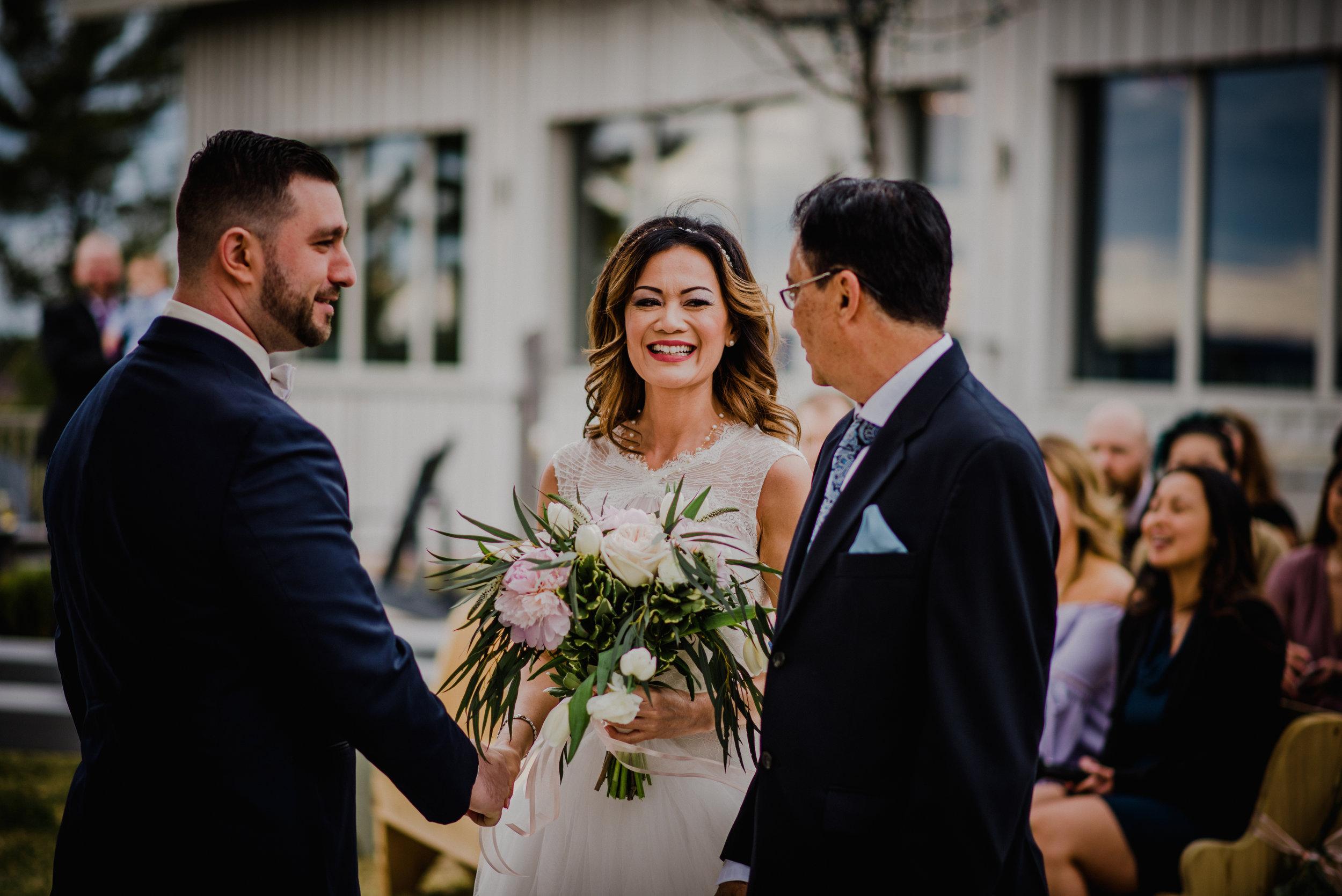 e Belvedere, Wakefield Wedding - Ceremony 4