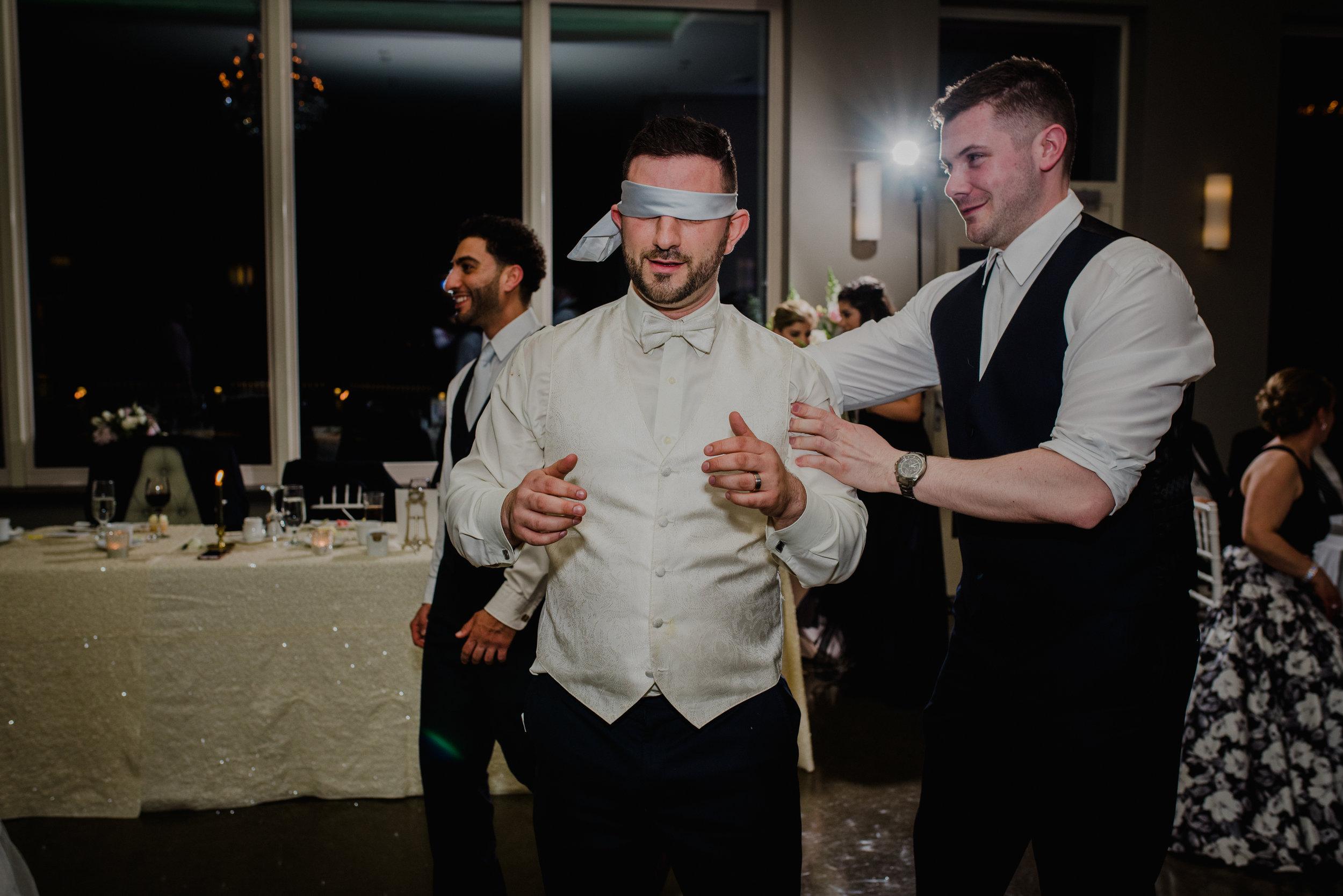 e Belvedere, Wakefield Wedding - Dinner Party 12