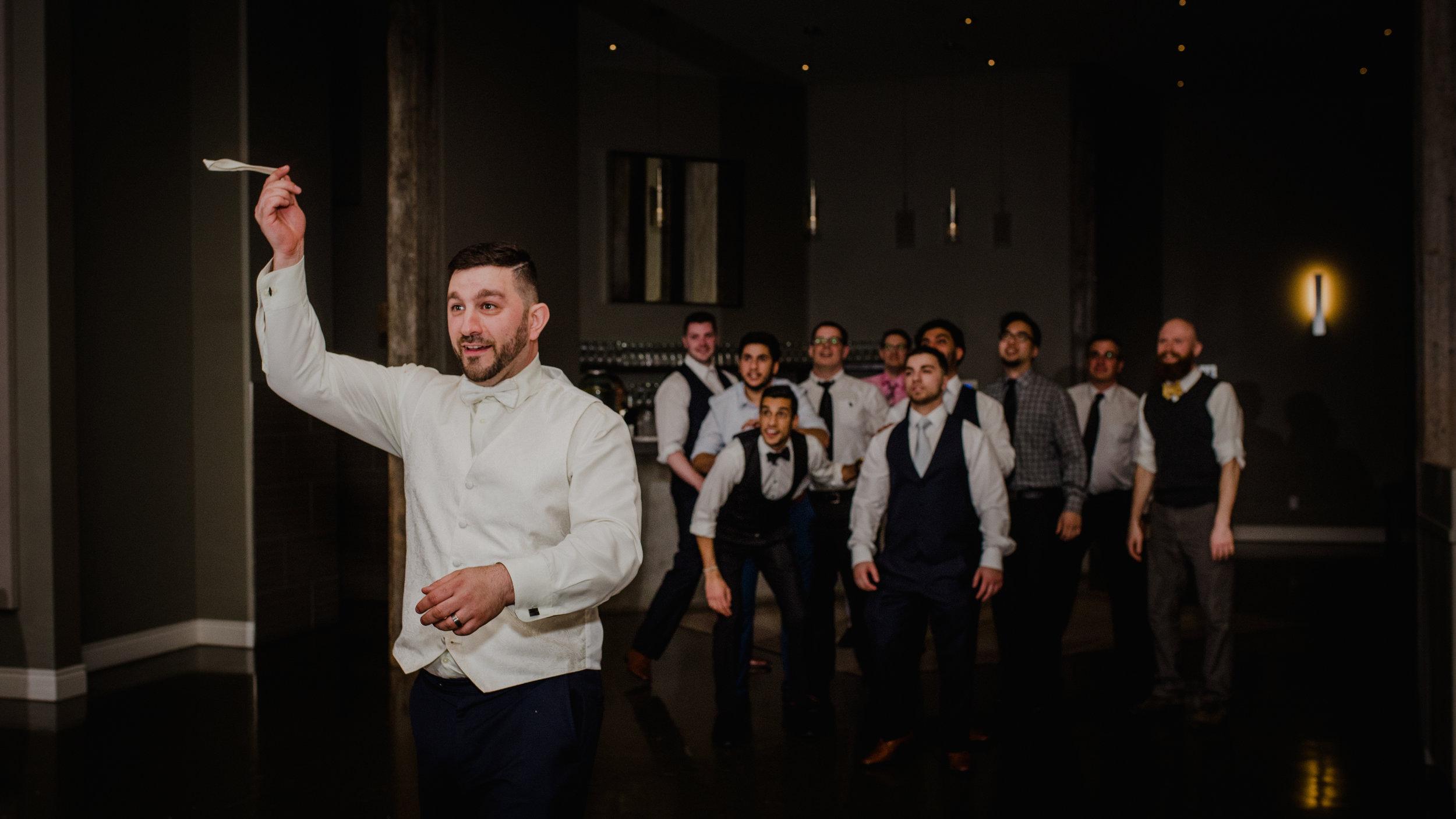 e Belvedere, Wakefield Wedding - Dinner Party 13
