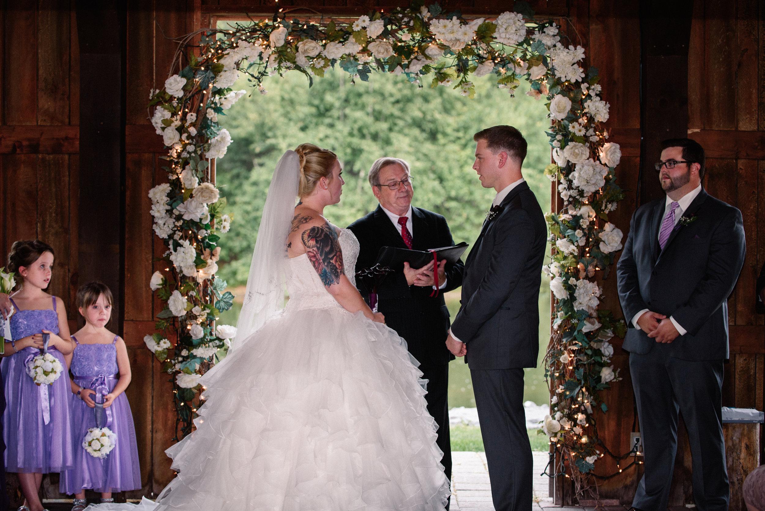 Beantown Ranch Ottawa Wedding
