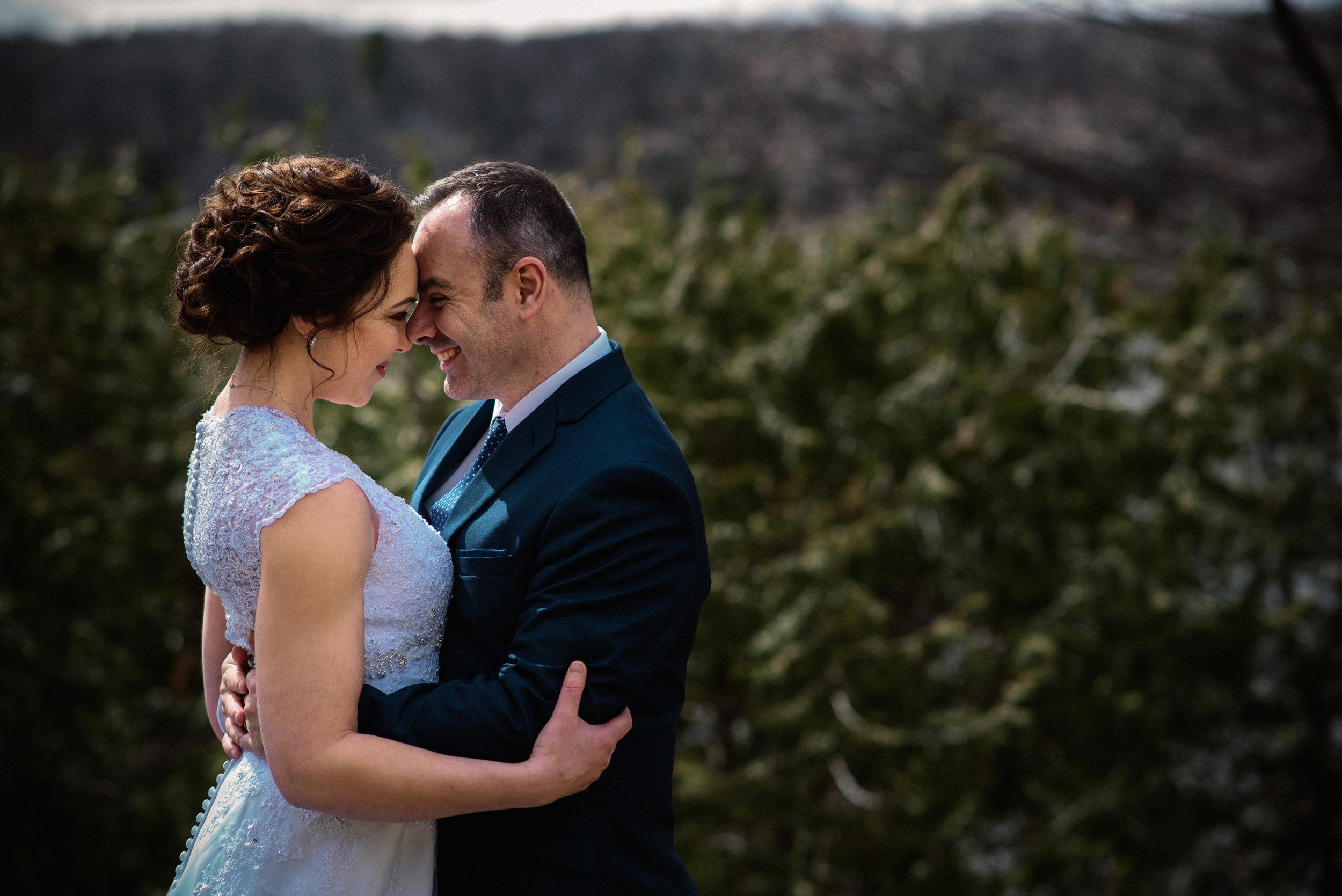 La Grange de La gatineau Wedding