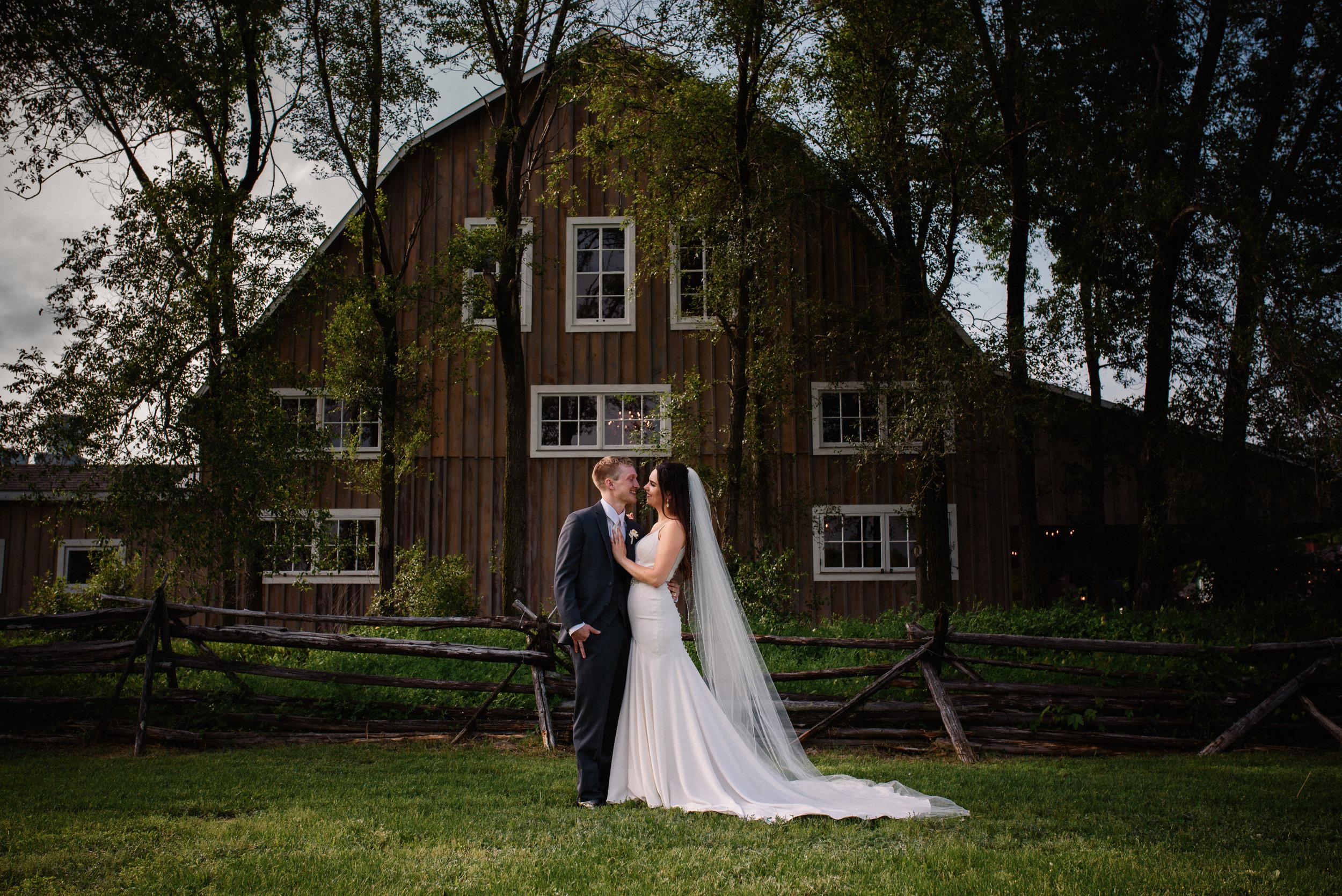 Stonefields Barn Wedding Carleton Place