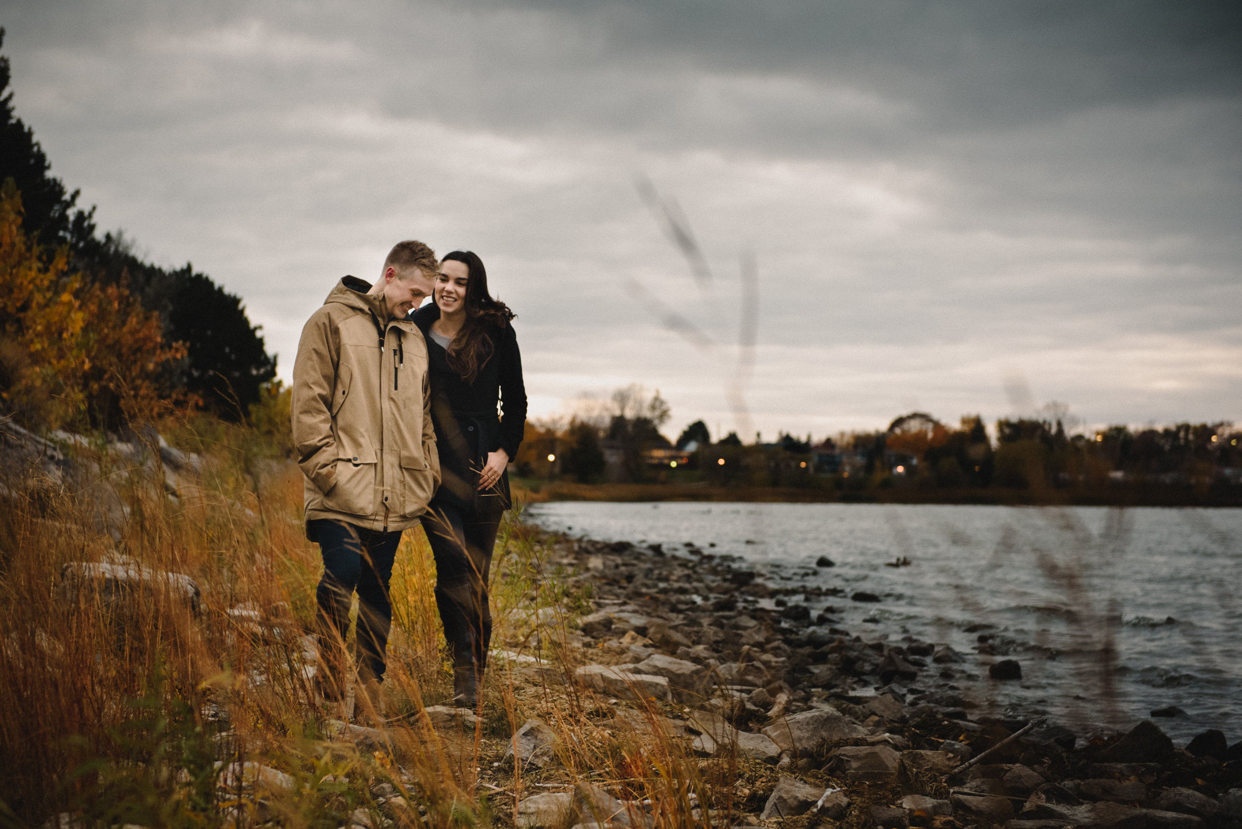 Mocha Tree Studios Ottawa Wedding and Engagement Photographer and Videographer Dark Moody Intimate Authentic Modern Romantic Cinematic Best Candid Where in Ottawa 4