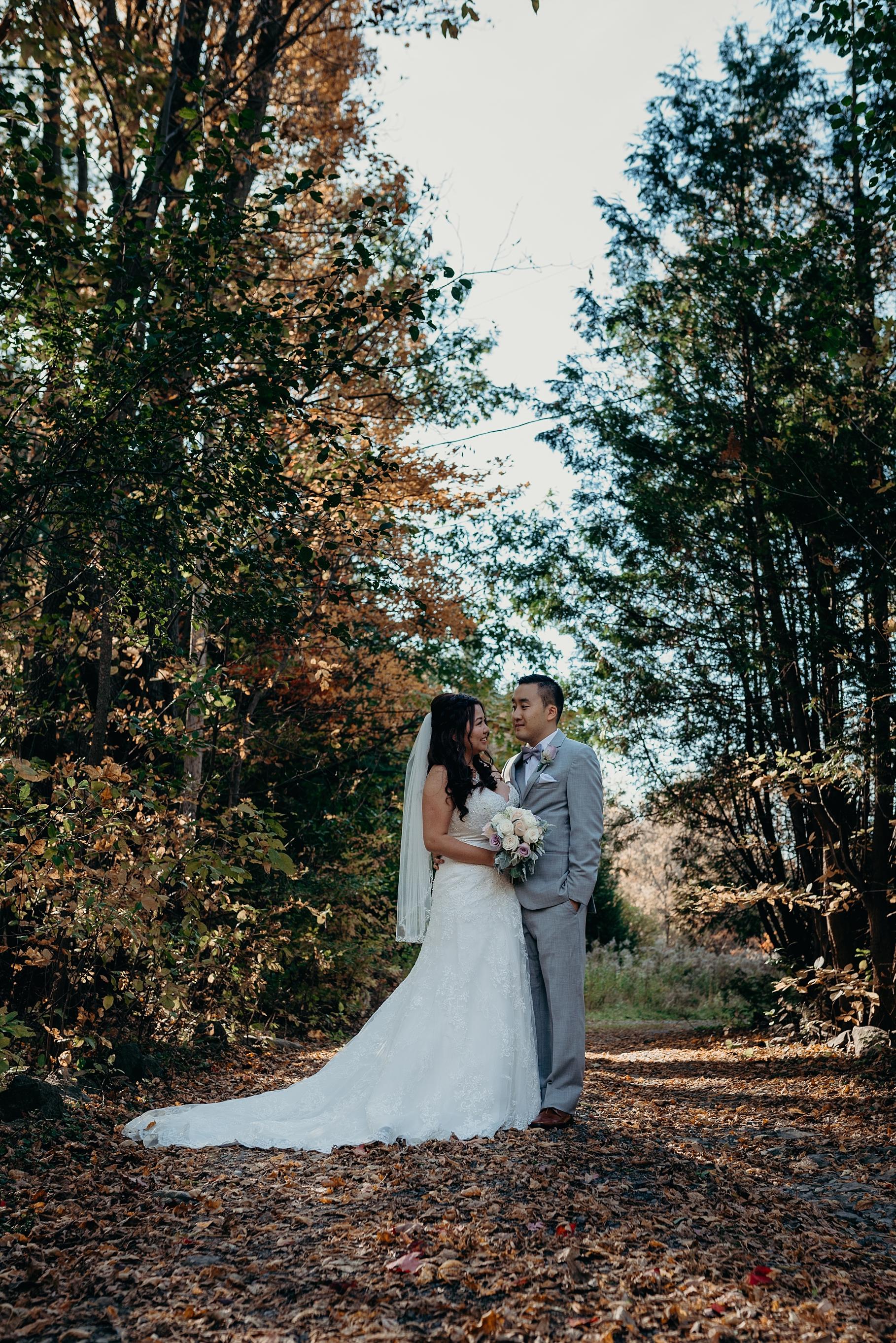 Infinity Wedding Ottawa Engagement