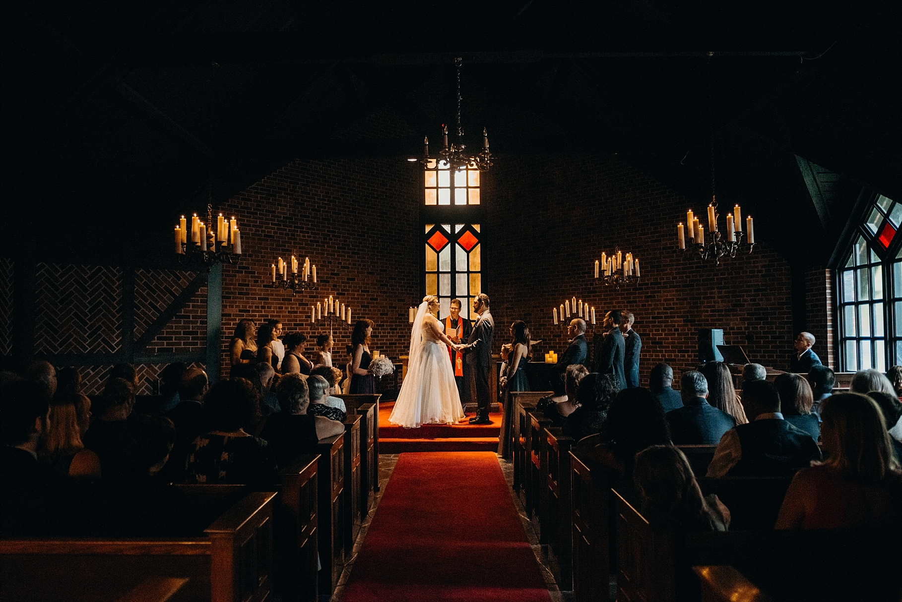 The Old Mill Chapel Wedding