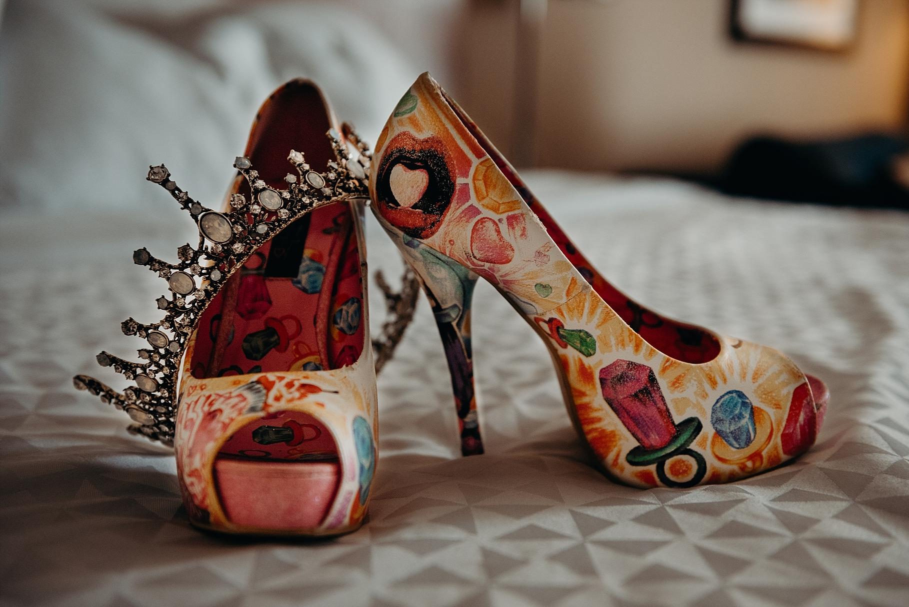 Zibi Wedding Ottawa Wedding Shoes