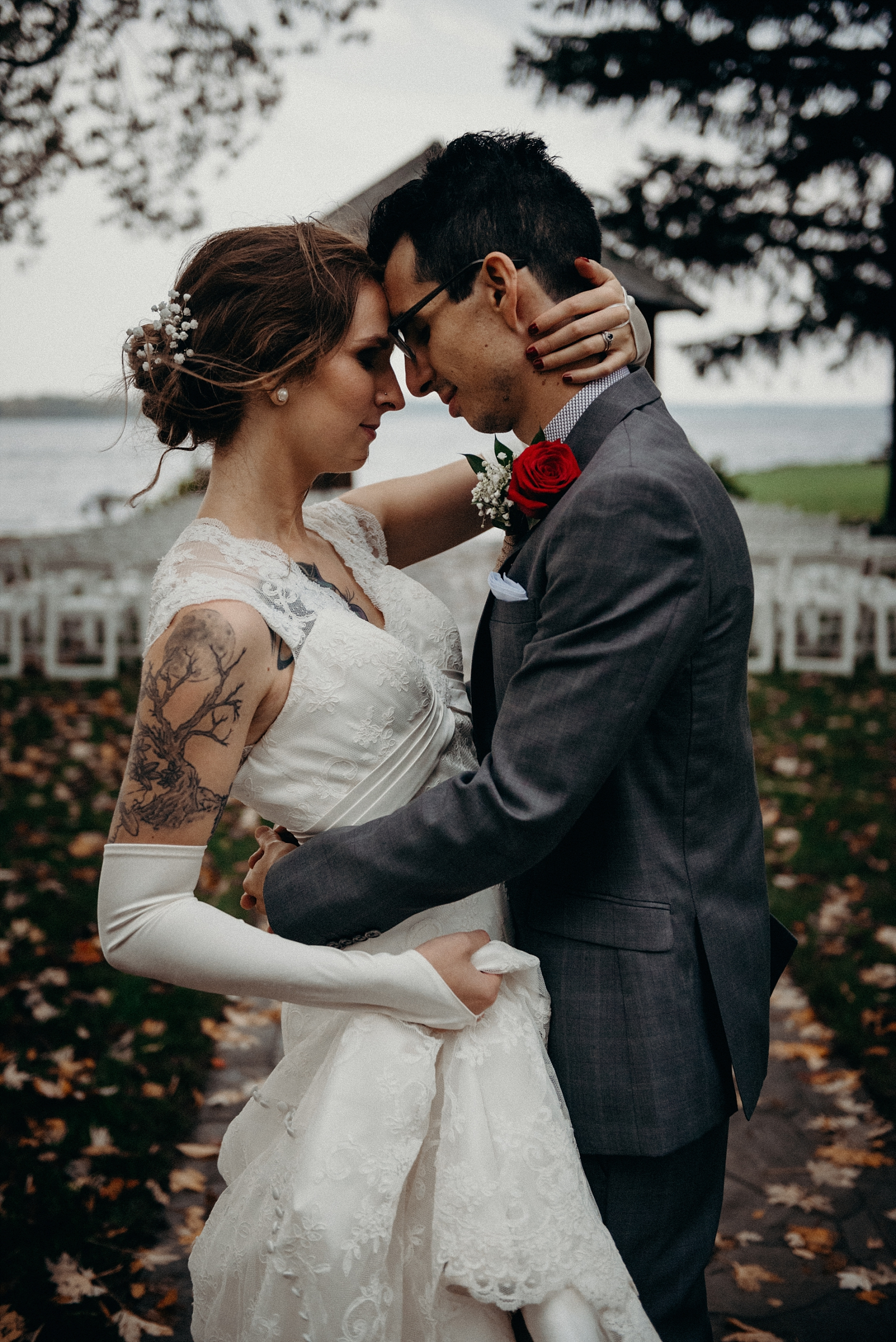 Mocha Tree Studios Ottawa Wedding and Engagement Photographer and Videographer Dark Moody Intimate Authentic Modern Romantic Cinematic Best Candid