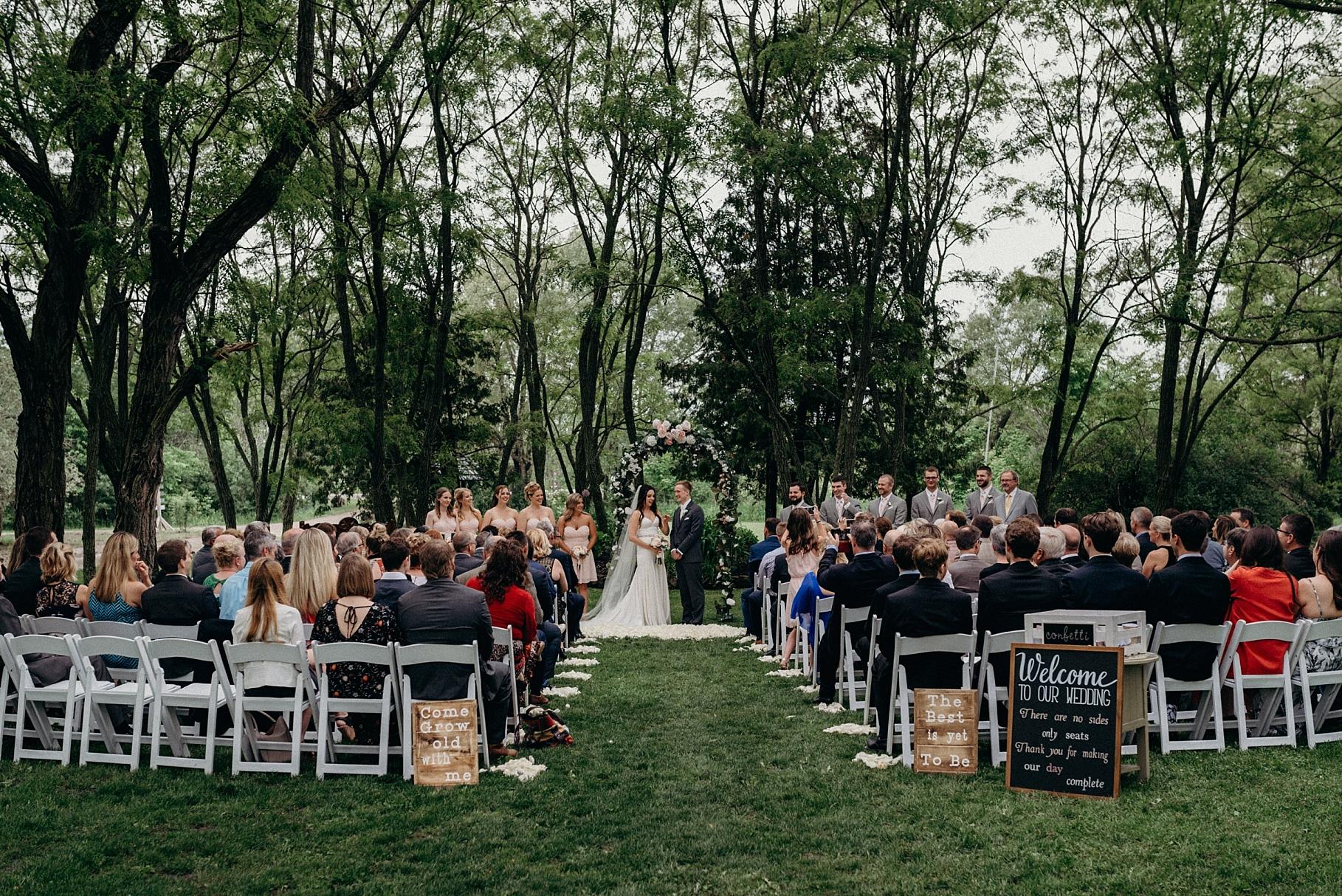 Mocha Tree Studios Ottawa Wedding and Engagement Photographer and Videographer Dark Moody Intimate Authentic Modern Romantic Cinematic Best Candid Stonefields Wedding