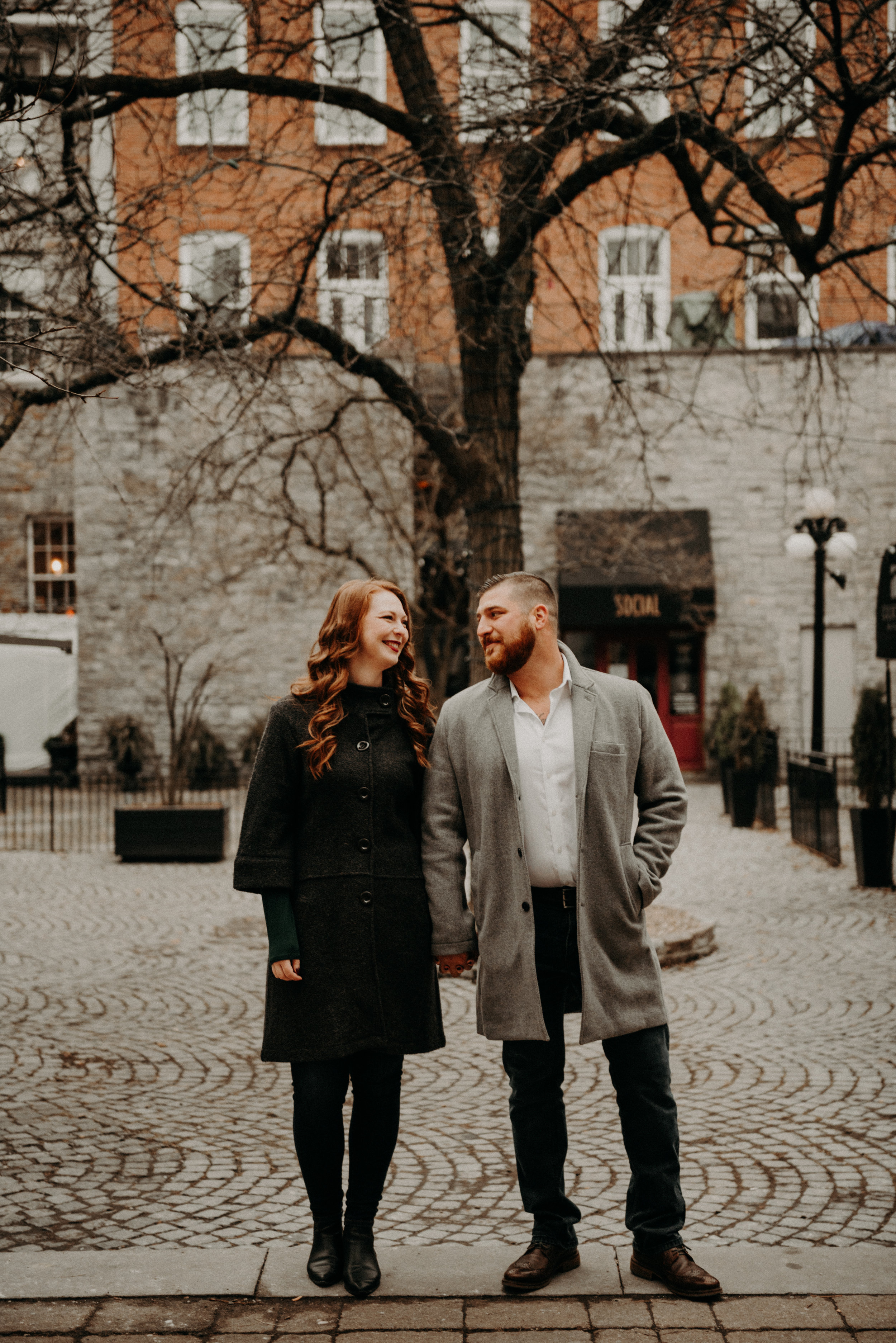 Mocha Tree Studios Ottawa Wedding and Engagement Photographer and Videographer Dark Moody Intimate Authentic Modern Romantic Cinematic Best Candid Wedding Byward Market 1