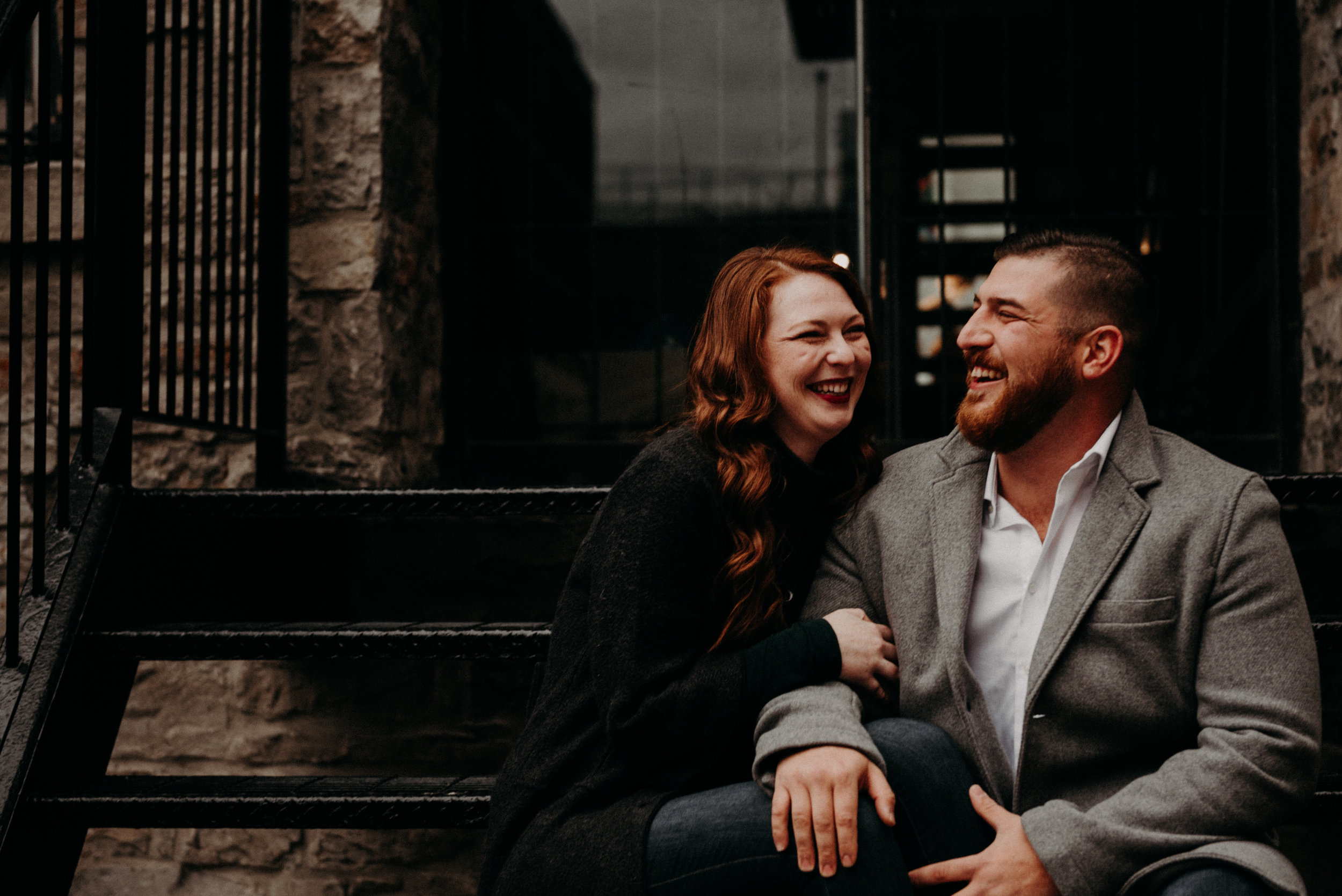 Mocha Tree Studios Ottawa Wedding and Engagement Photographer and Videographer Dark Moody Intimate Authentic Modern Romantic Cinematic Best Candid Wedding Byward Market 4