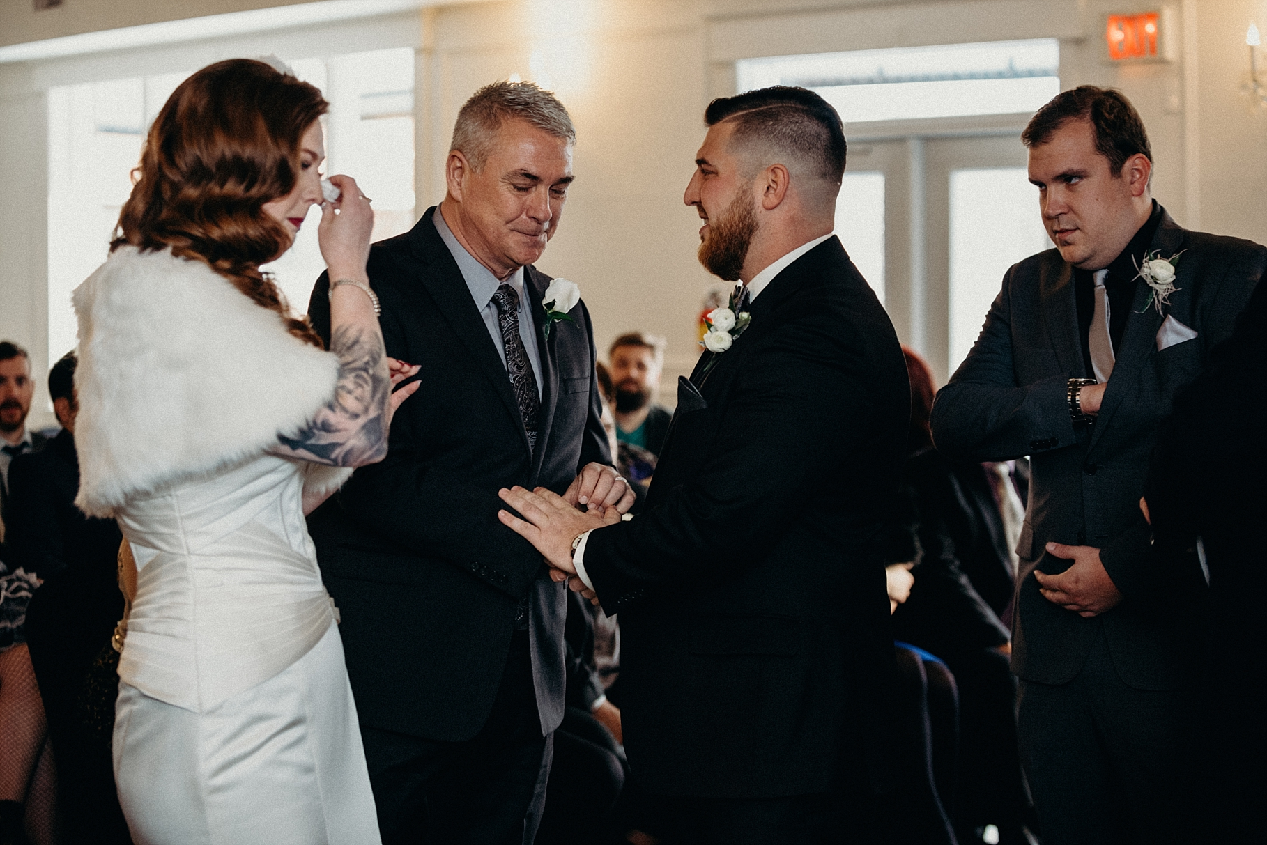 Orchard View Wedding by Mocha Tree Studios Ottawa Wedding and Engagement Photographer and Videographer Dark Moody Intimate Authentic Modern Romantic Cinematic Best Candid 11