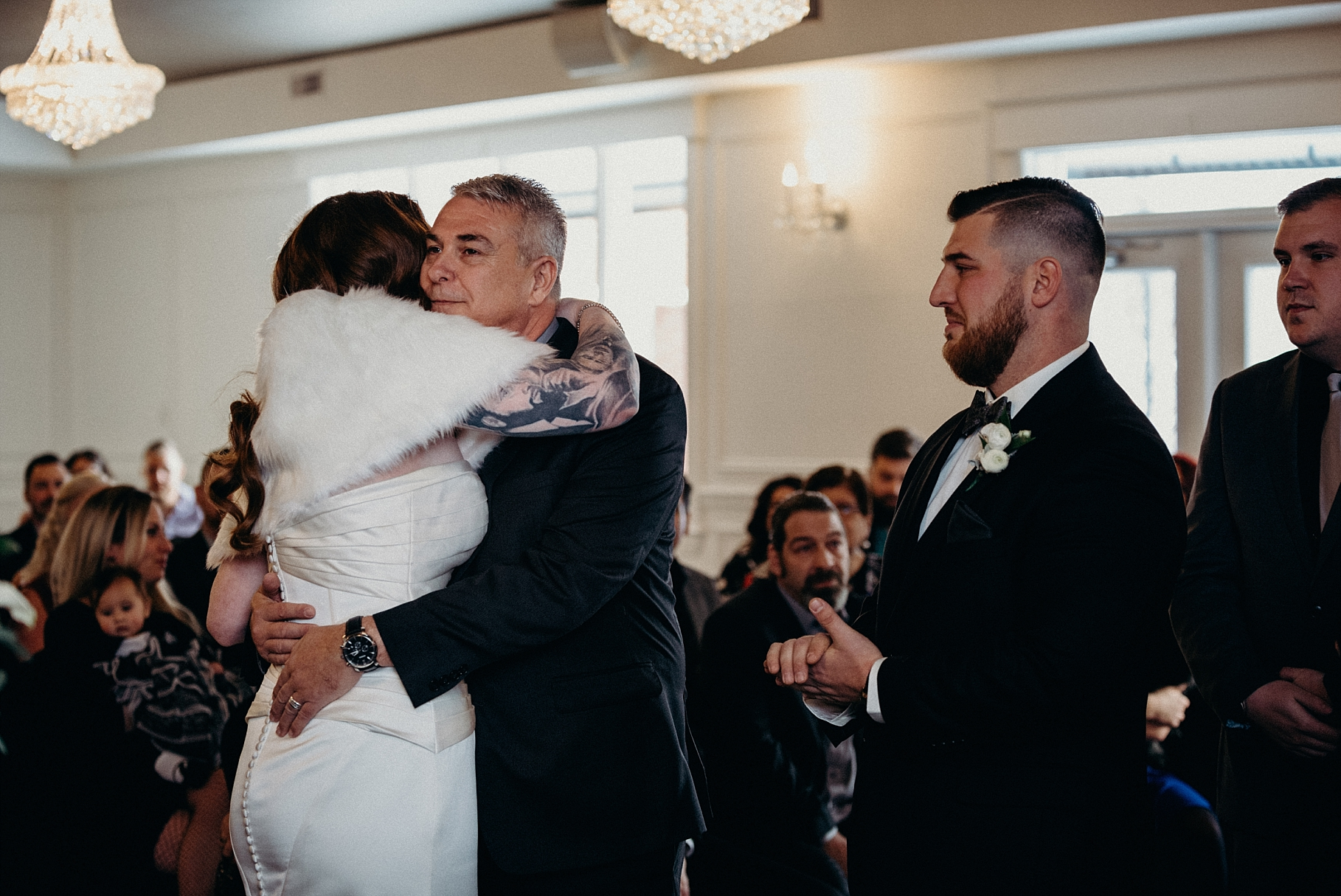 Orchard View Wedding by Mocha Tree Studios Ottawa Wedding and Engagement Photographer and Videographer Dark Moody Intimate Authentic Modern Romantic Cinematic Best Candid 12