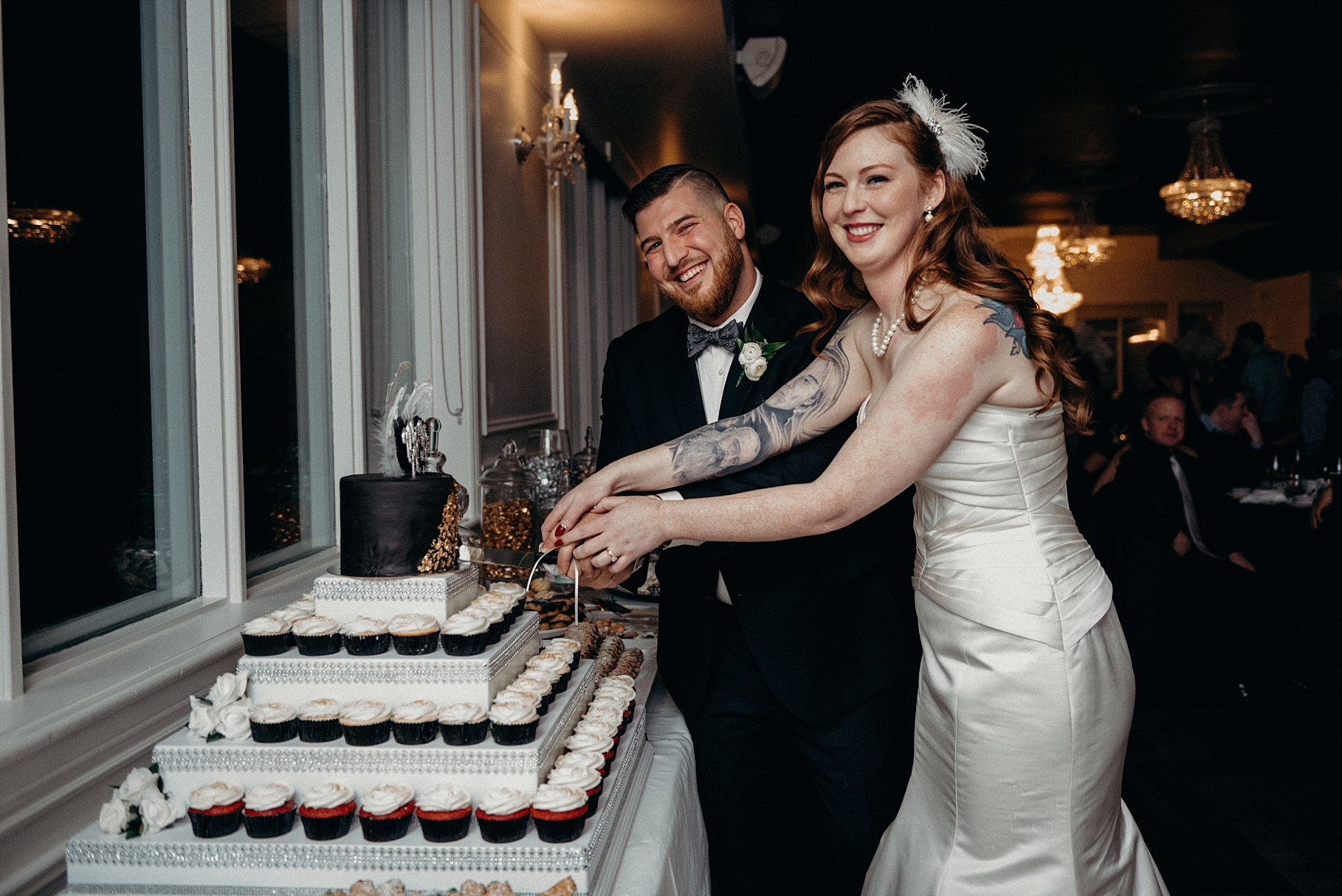 Orchard View Wedding by Mocha Tree Studios Ottawa Wedding and Engagement Photographer and Videographer Dark Moody Intimate Authentic Modern Romantic Cinematic Best Candid  33