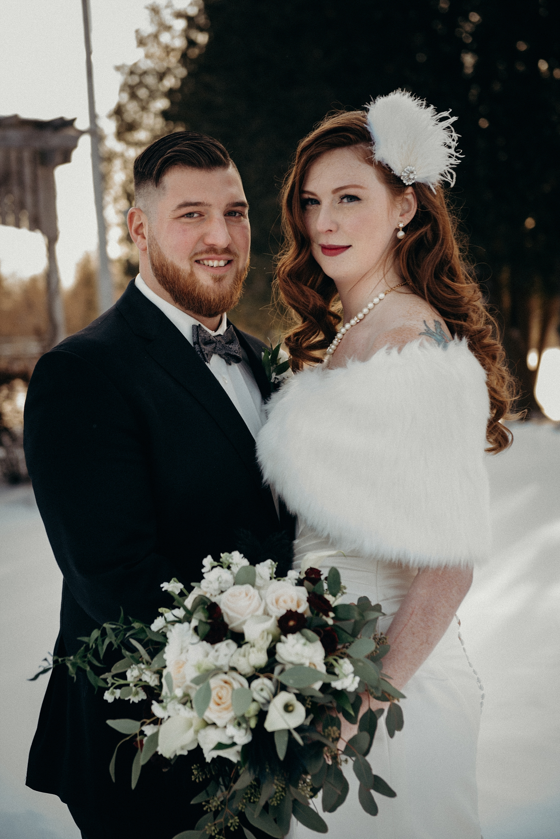 How to Make your winter wedding a success by Mocha Tree Studios Ottawa Toronto Montreal Wedding and Engagement Photographer and Videographer Dark Moody Intimate Authentic Modern Romantic Cinematic Best Candid 8