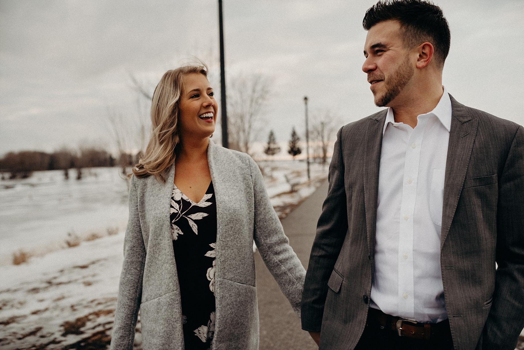 Mocha Tree Studios Ottawa Toronto Montreal Wedding and Engagement Photographer and Videographer Dark Moody Intimate Authentic Modern Romantic Cinematic Best Candid Nepean Sailing Club Andew Haydon Park 3