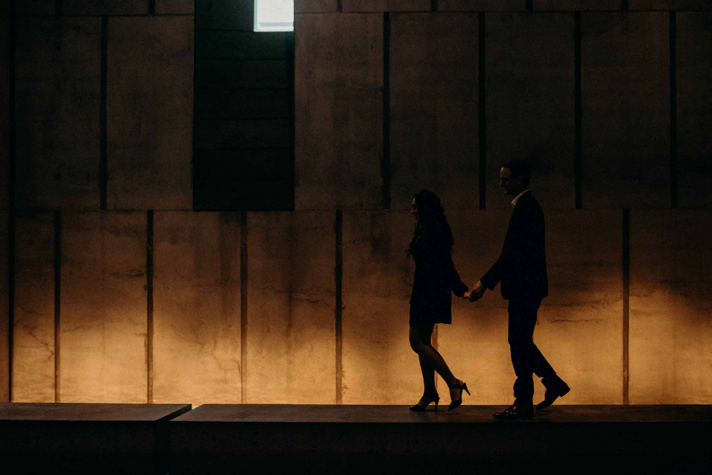 War Museum Engagement Picture Mocha Tree Studios Ottawa Toronto Montreal Wedding and Engagement Photographer and Videographer Dark Moody Intimate Authentic Modern Romantic Cinematic Best Candid 8