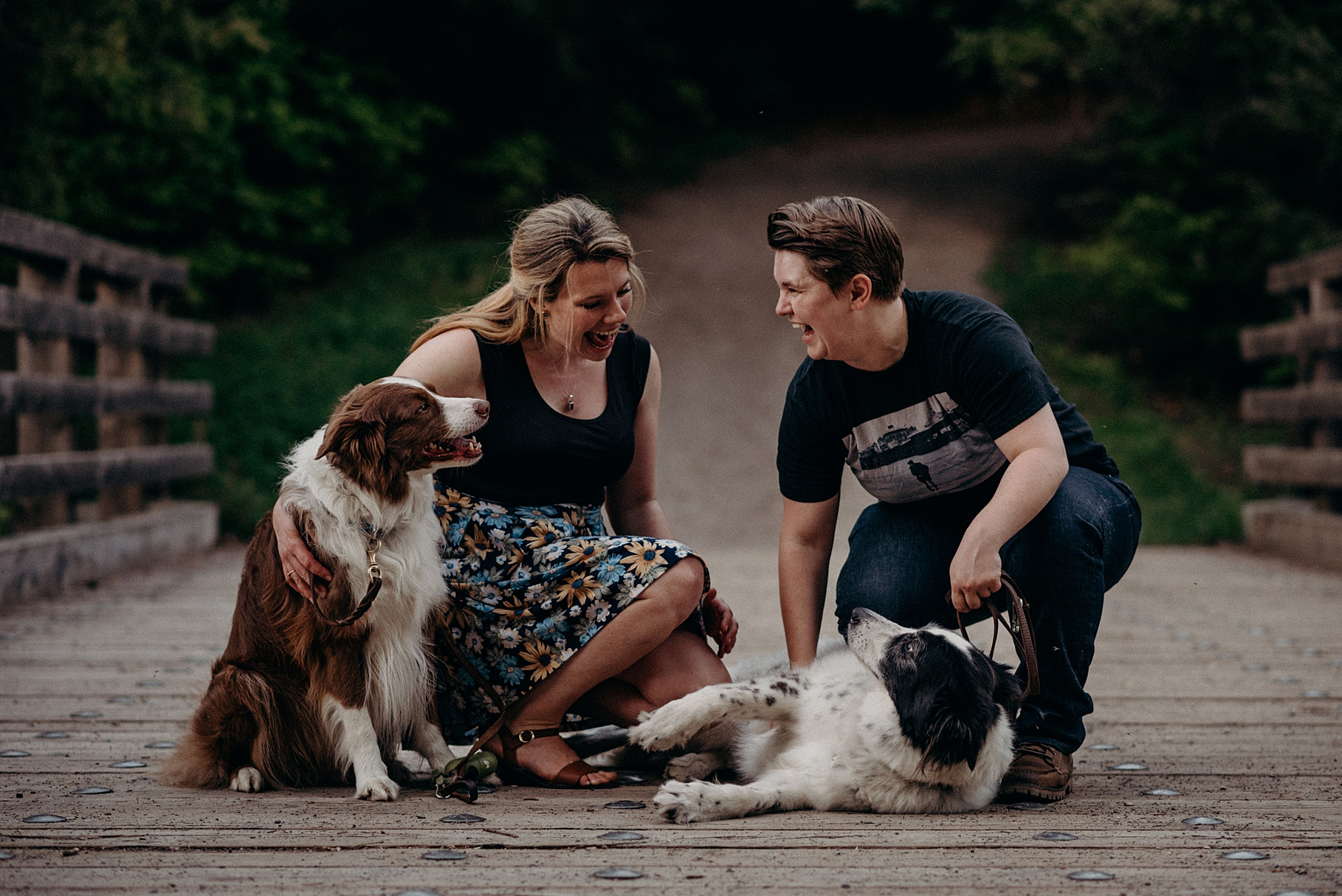 Bringing your Dog or Cat to an engagement session. Mocha Tree Studios Ottawa Toronto Montreal Wedding and Engagement Photographer and Videographer Dark Moody Intimate Authentic Modern Romantic Cinematic Best Candid 7