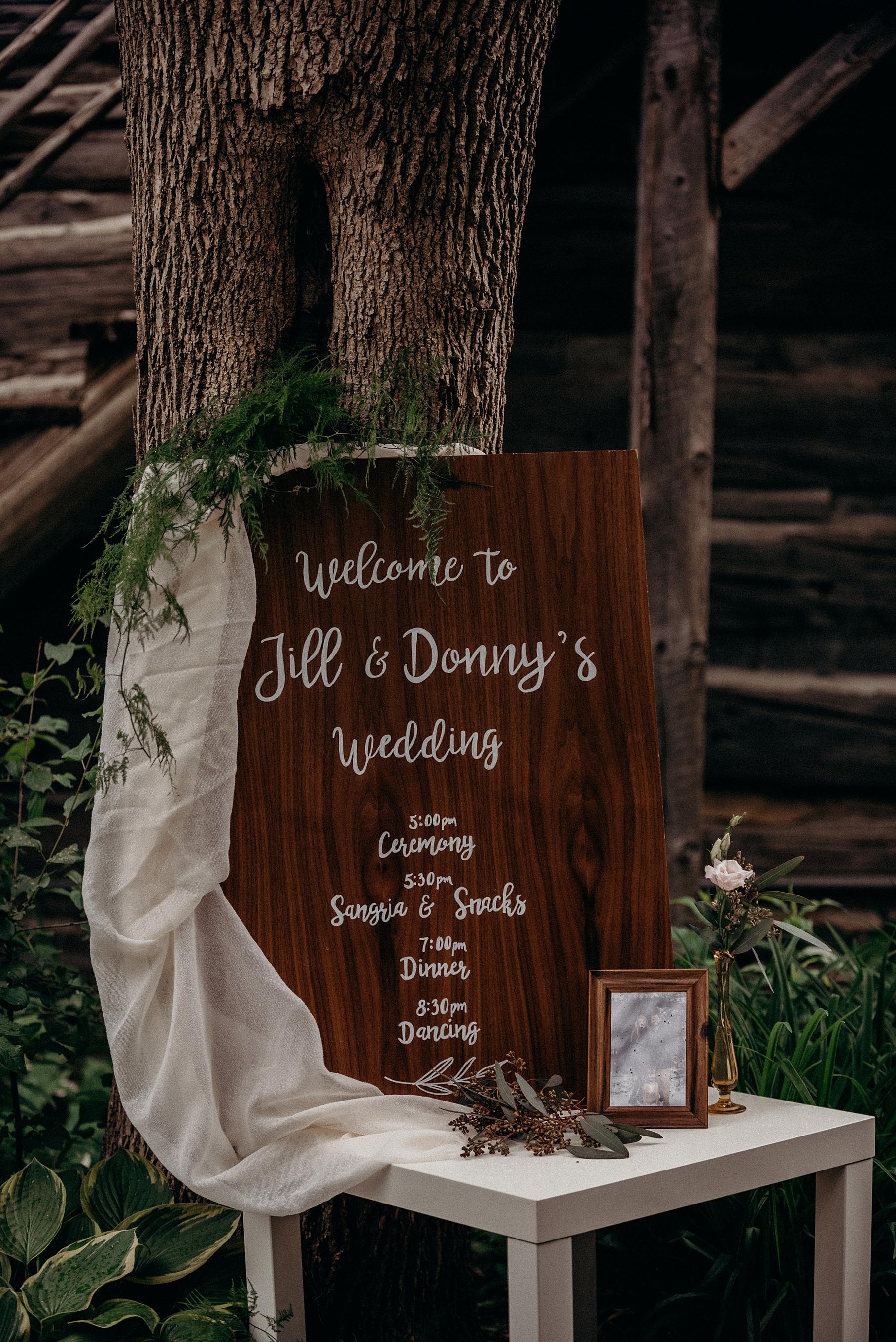 Saunders Farm Wedding Mocha Tree Studios Ottawa Toronto Montreal Wedding and Engagement Photographer and Videographer Dark Moody Intimate Authentic Modern Romantic Cinematic Best Candid 2