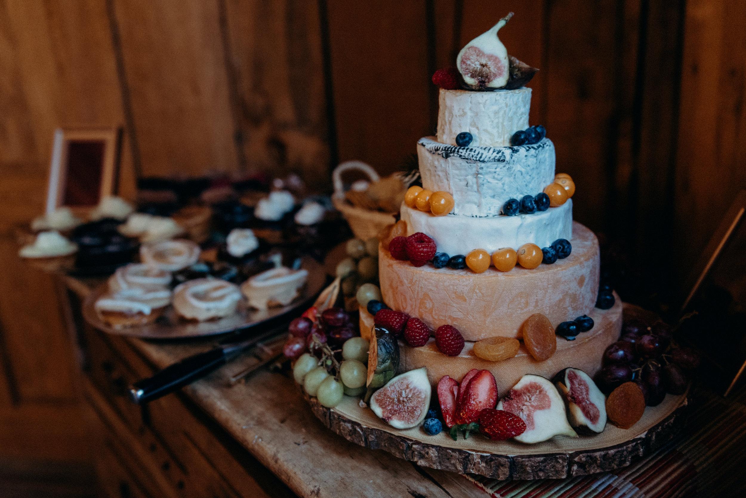Cheese Wheel Cake Ottawa Wedding Photographer