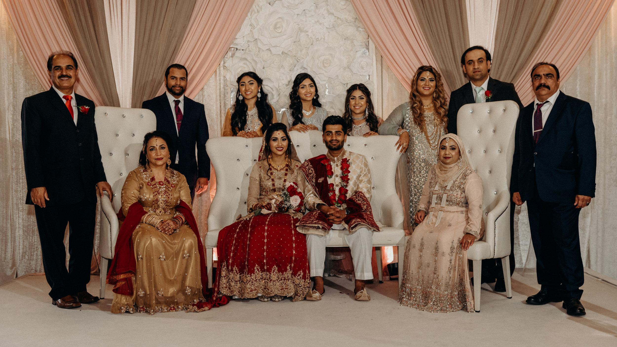 Pakistani Wedding Ottawa Hira and Zen